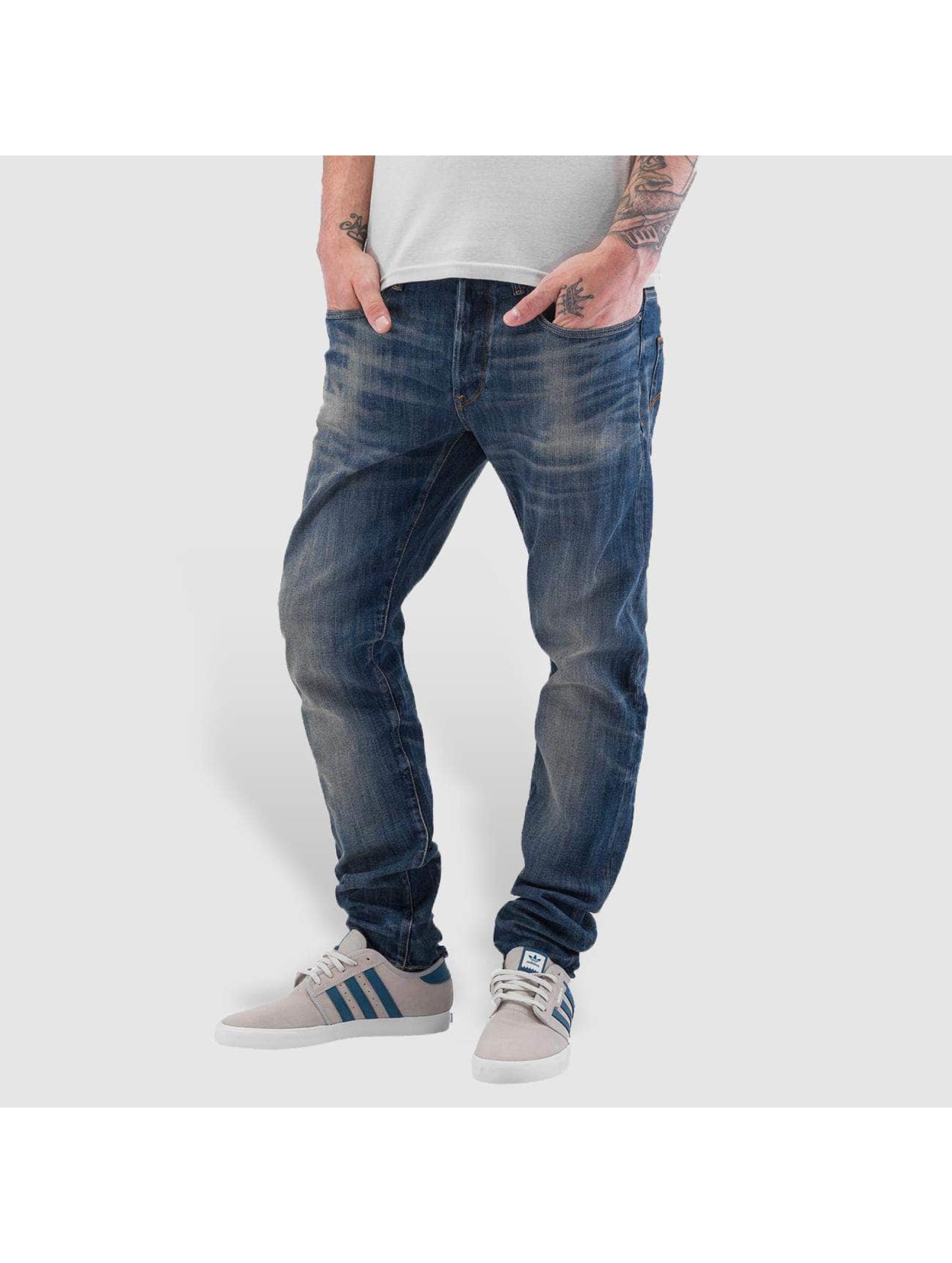 G-Star Skinny Jeans 3301 Slim blau