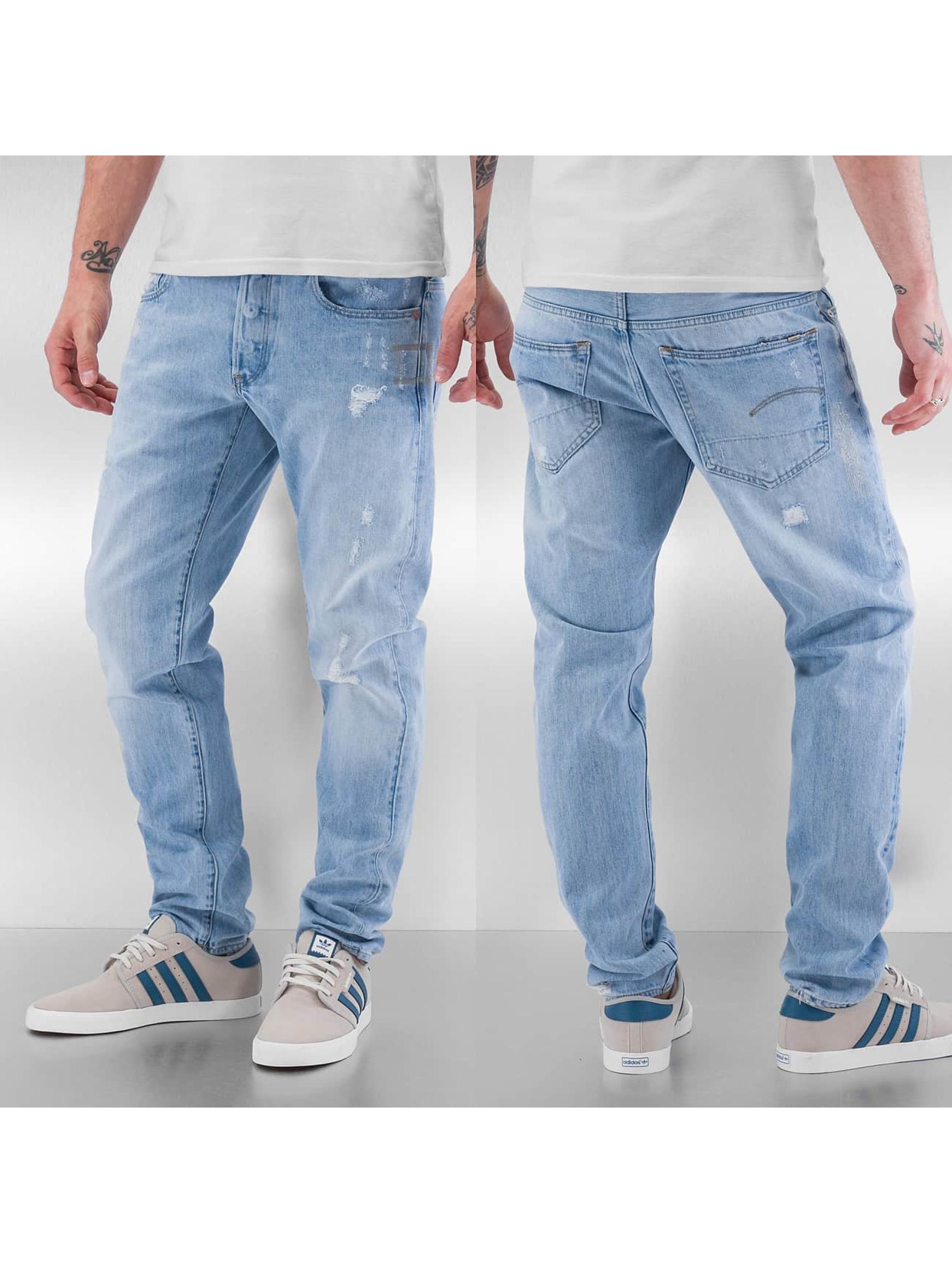 Skinny Jeans 3301 SLim in blau