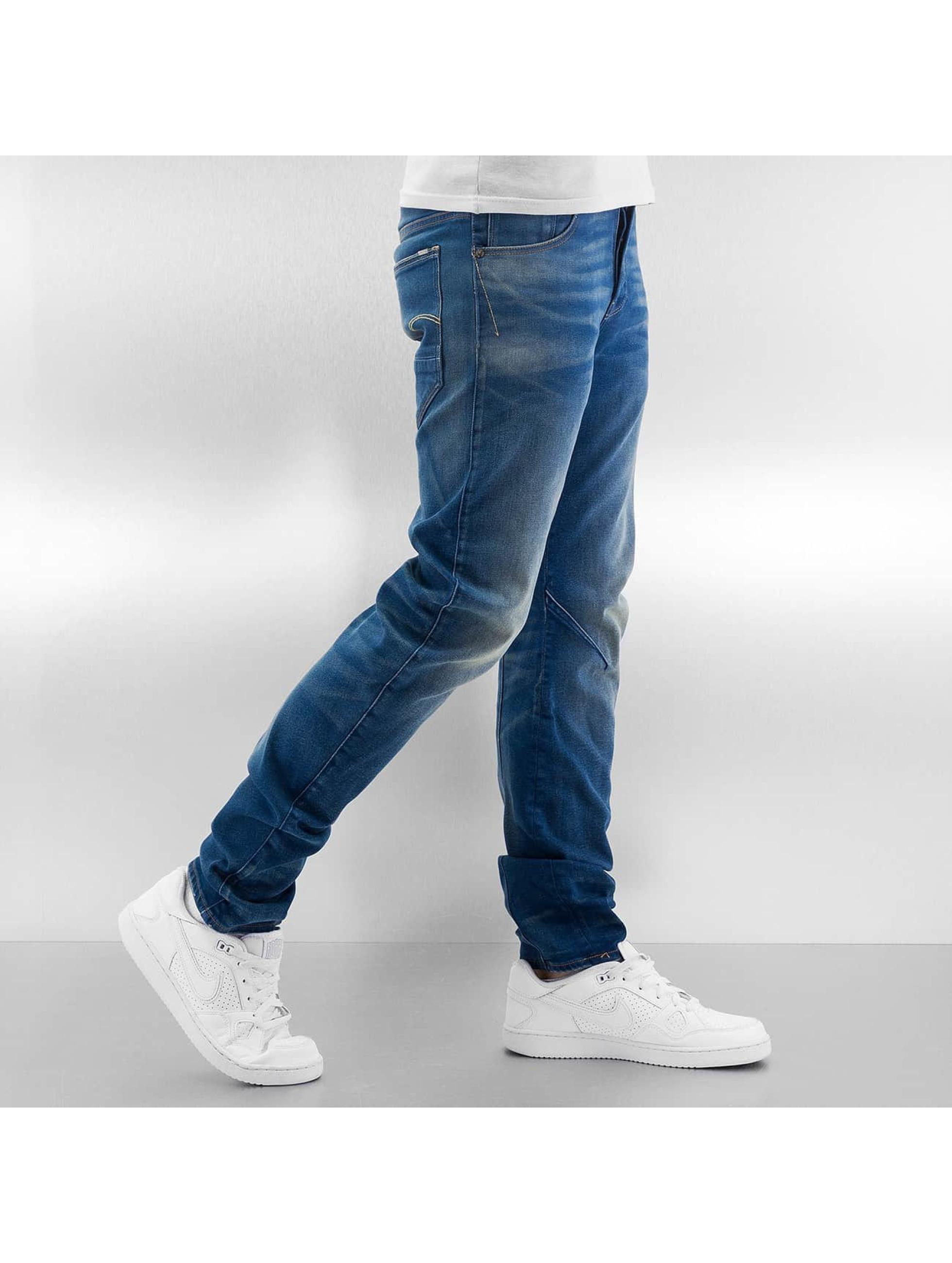 G-Star Skinny jeans Arc 3D blauw
