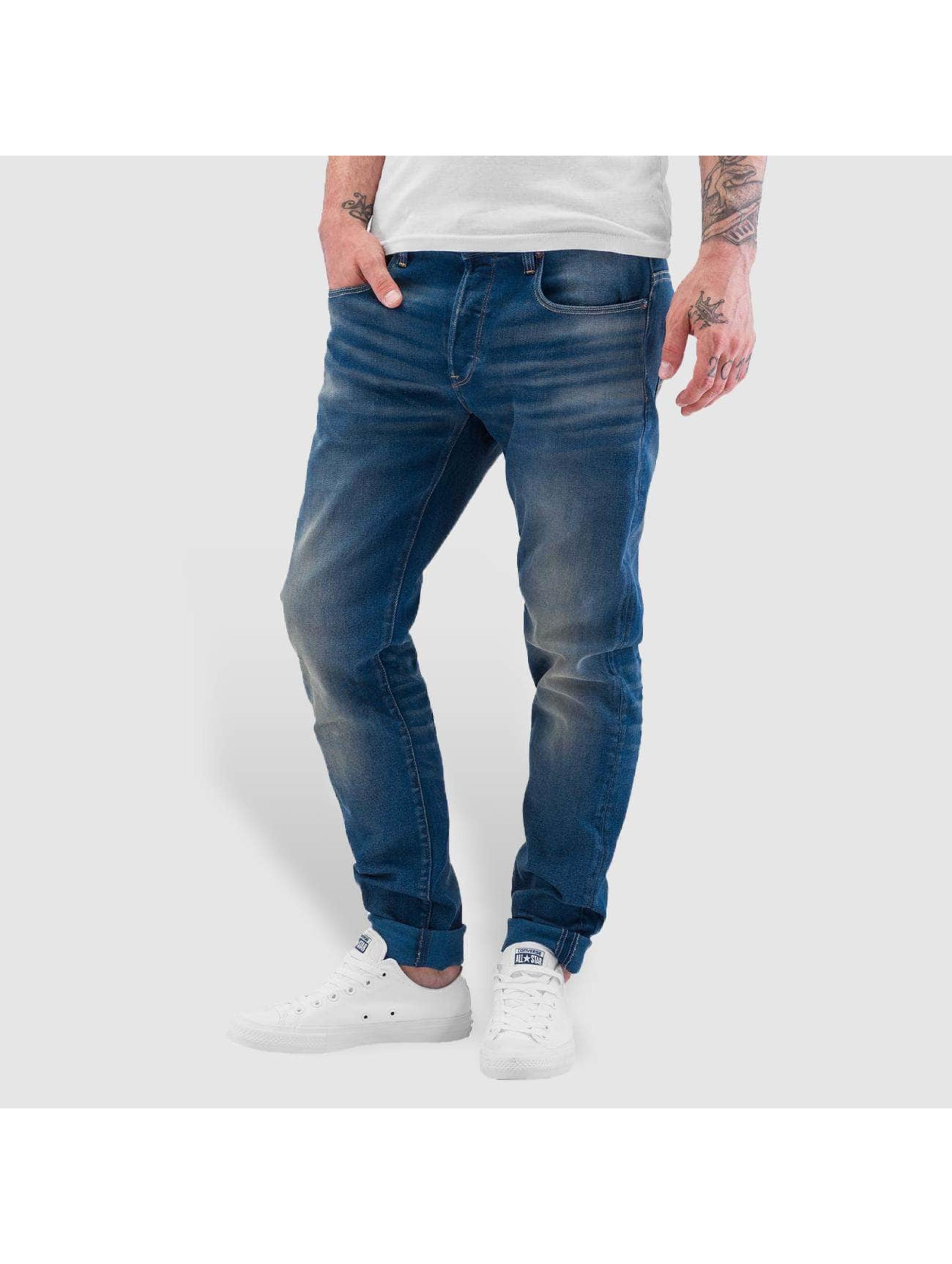 G-Star Skinny jeans 3301 Slim blauw