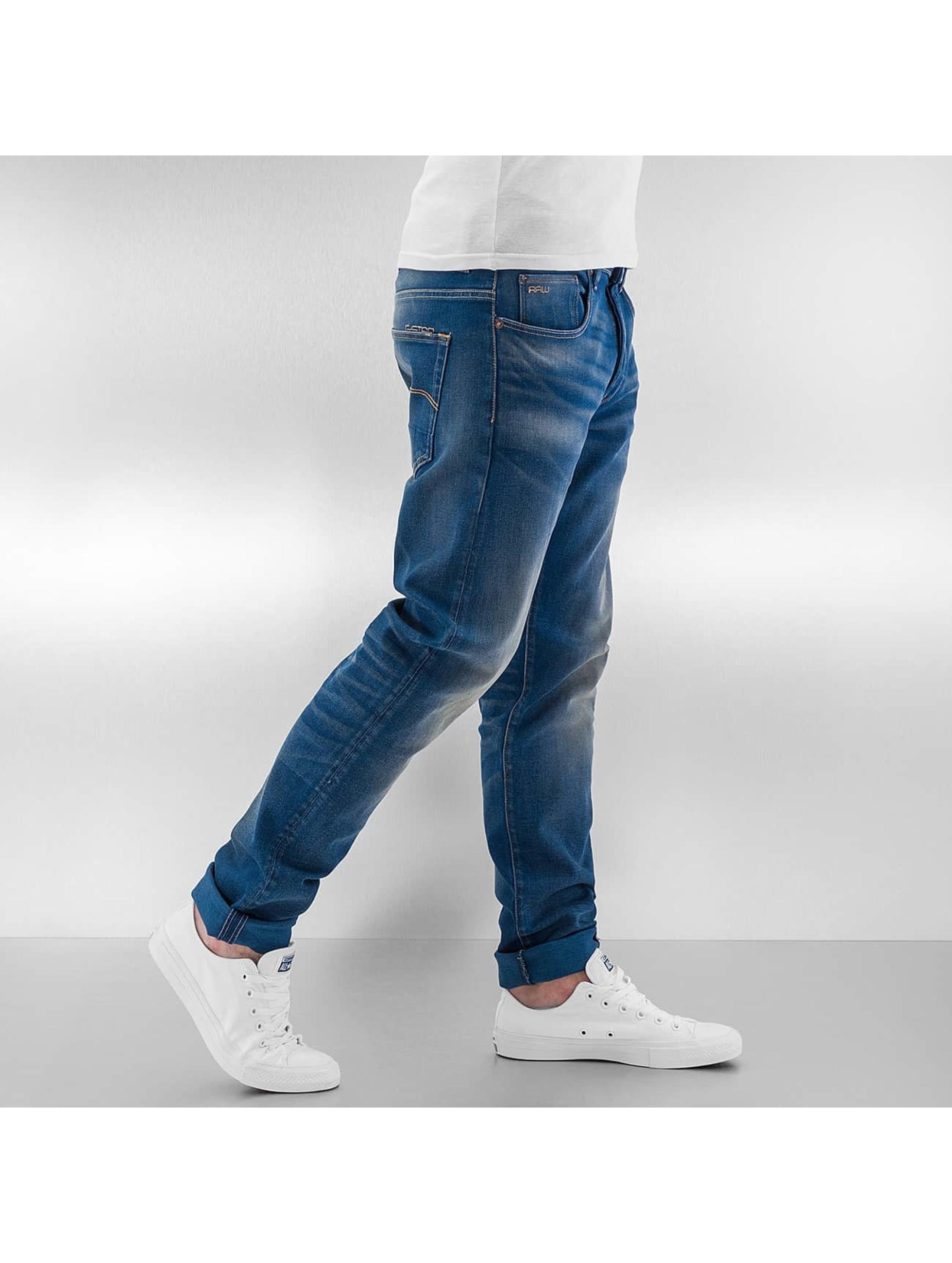 G-Star Skinny Jeans 3301 Slim blue