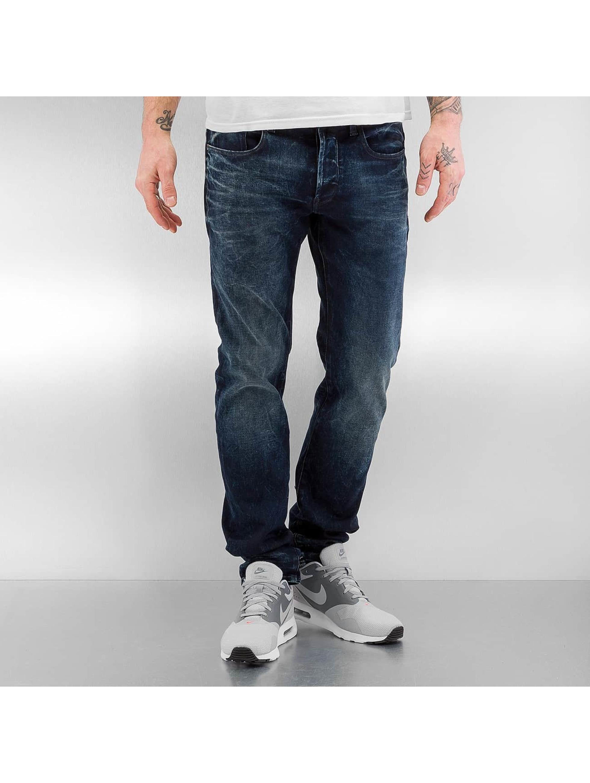 G-Star Skinny Jeans 3301 Slim grå