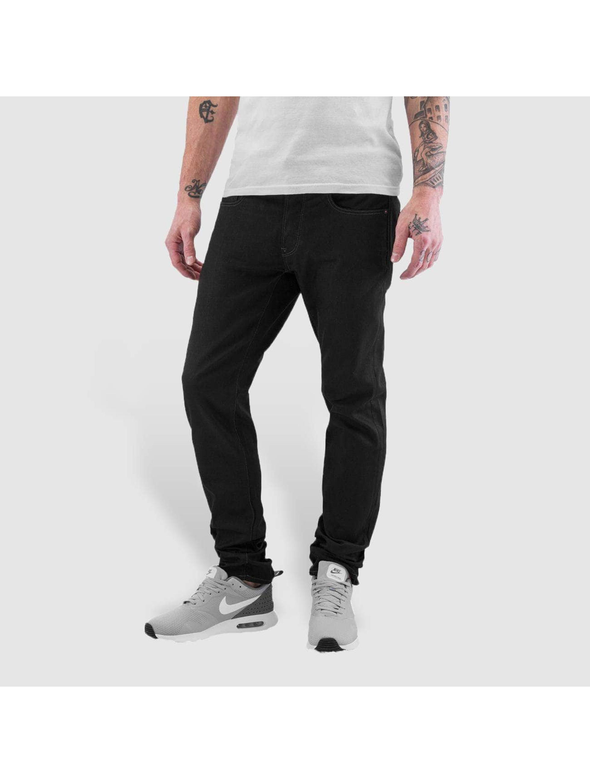 G-Star Skinny Jeans 3301 Slim schwarz