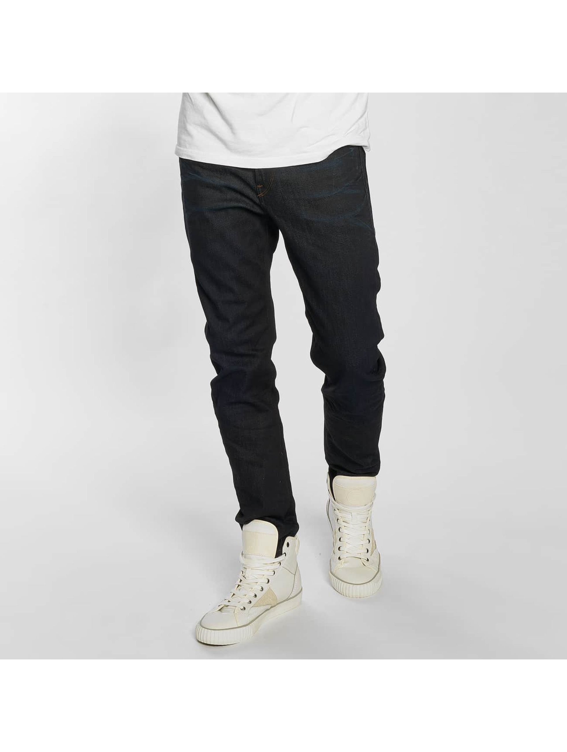 G-Star Skinny jeans Type C Super Slim zwart