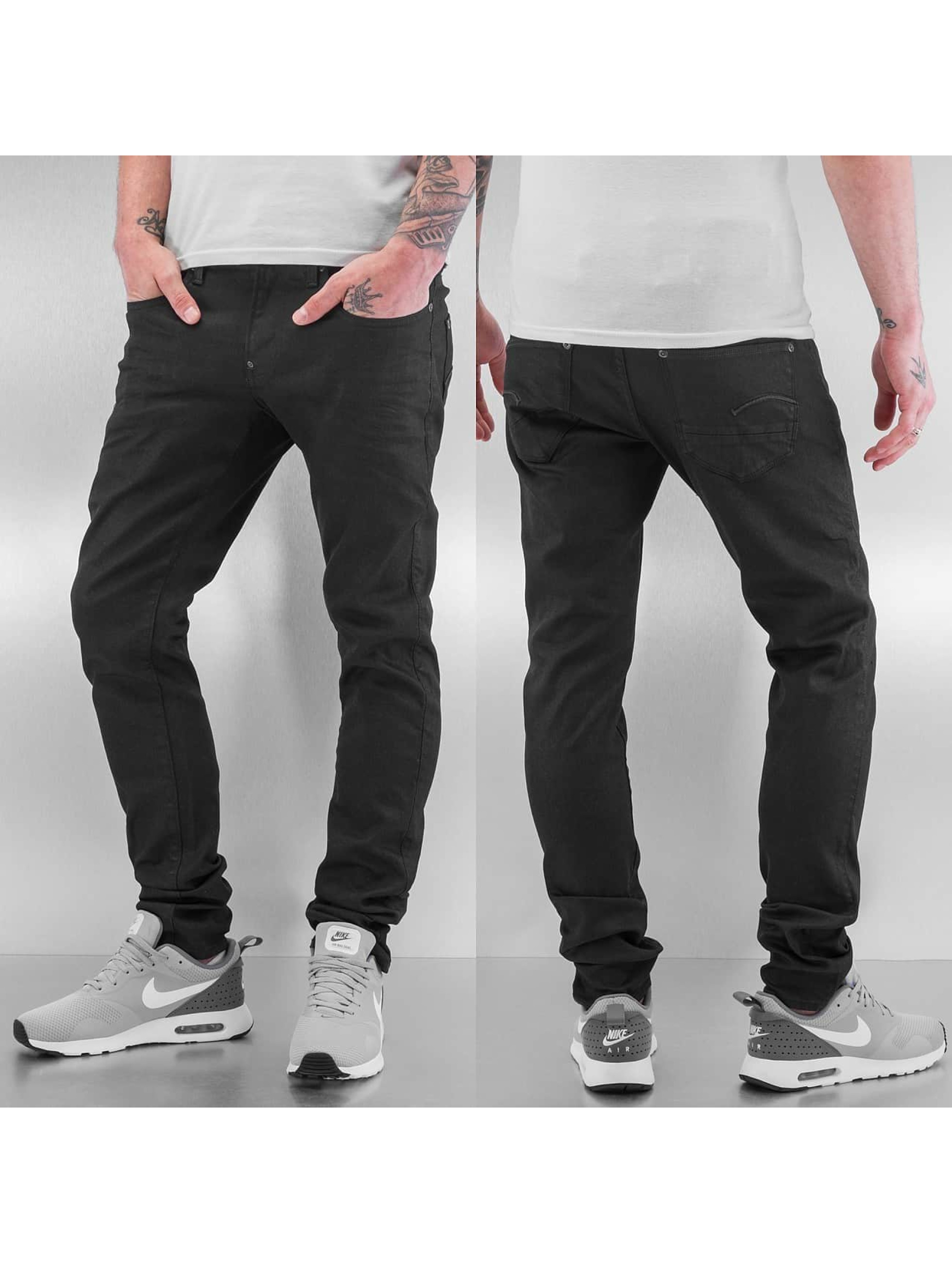 G-Star Slim Fit Jeans Revend черный