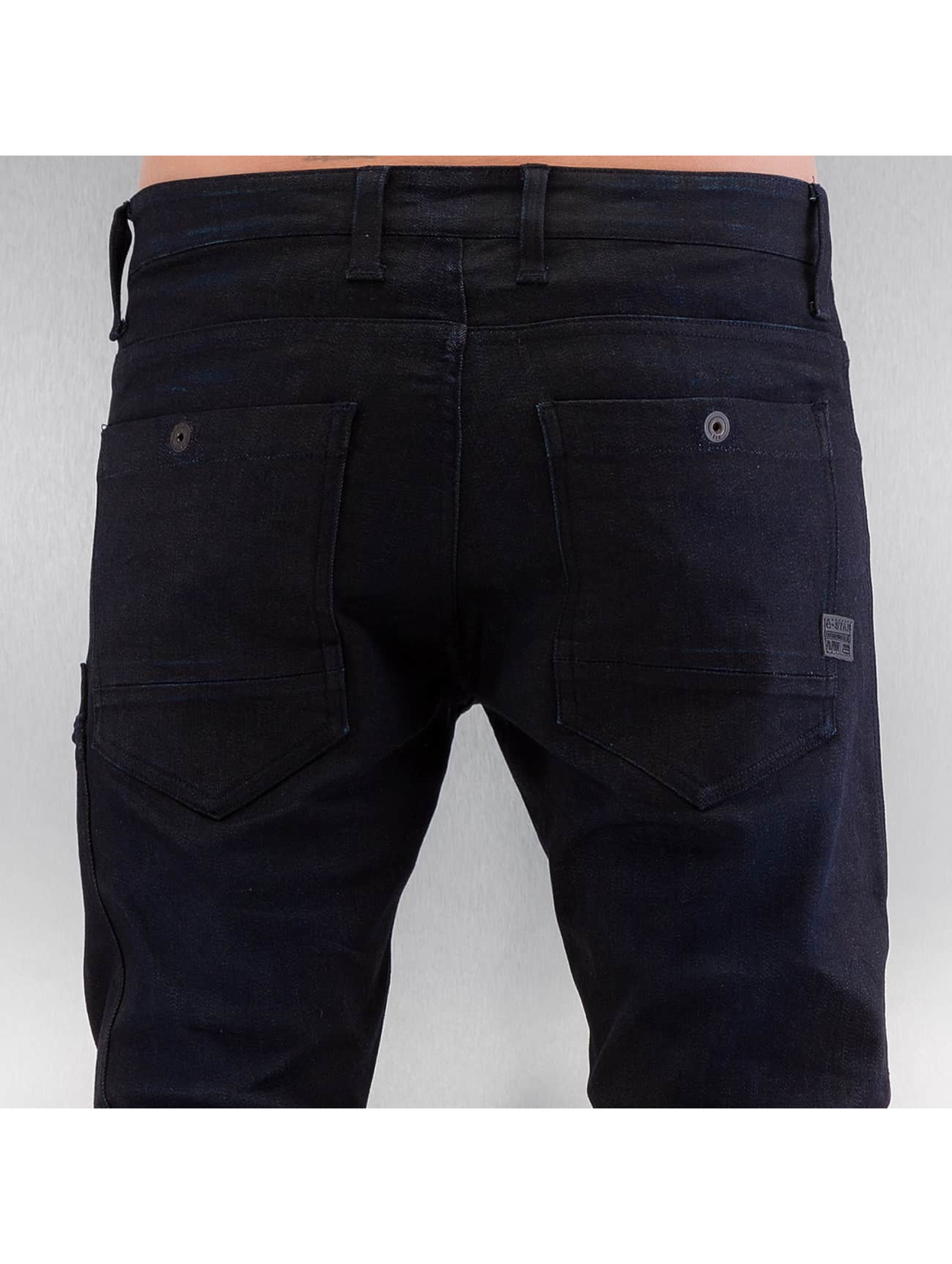 G-Star Slim Fit Jeans Powel Super Slim Visor черный