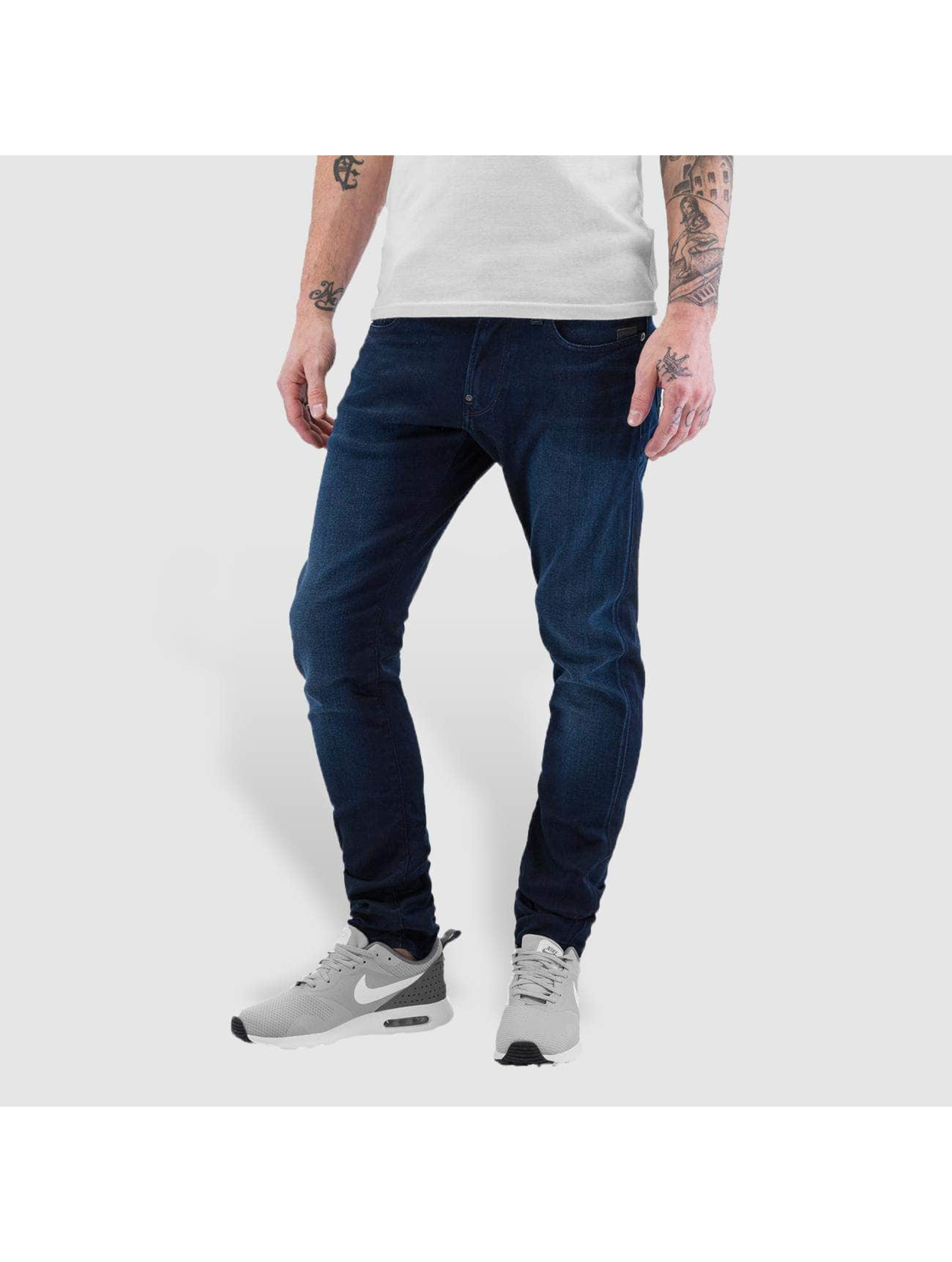 G-Star Slim Fit Jeans Revend blau