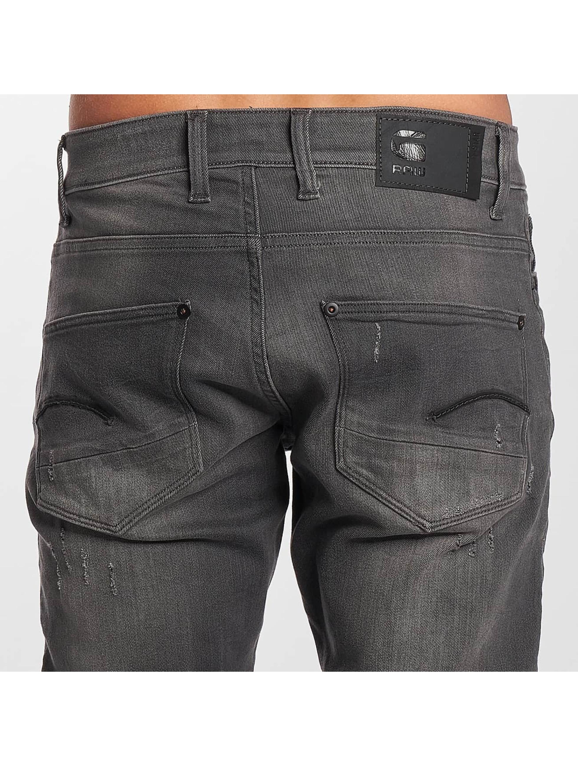 G-Star Slim Fit Jeans Revend Super grau