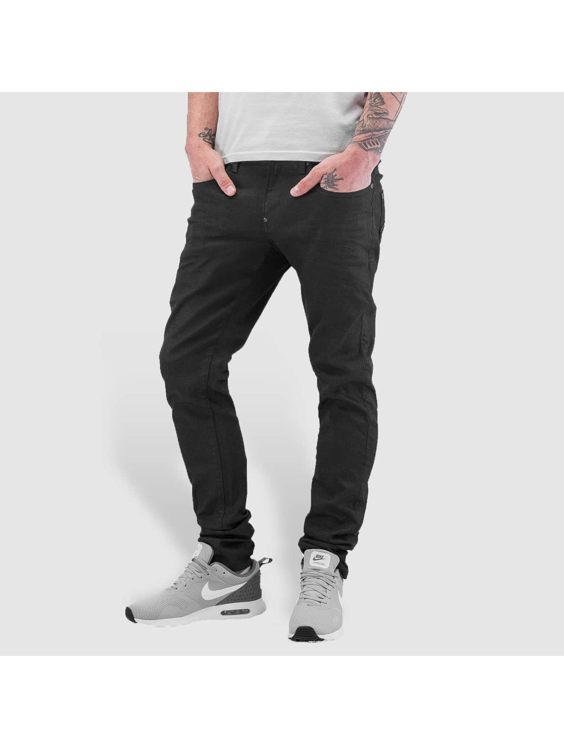 G-Star Slim Fit Jeans Revend schwarz