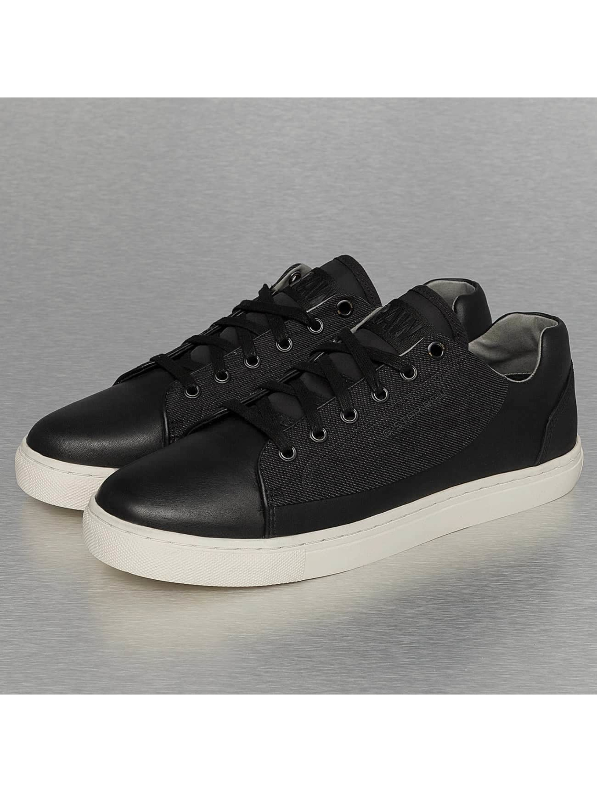 G-Star Sneaker Thec Leather schwarz