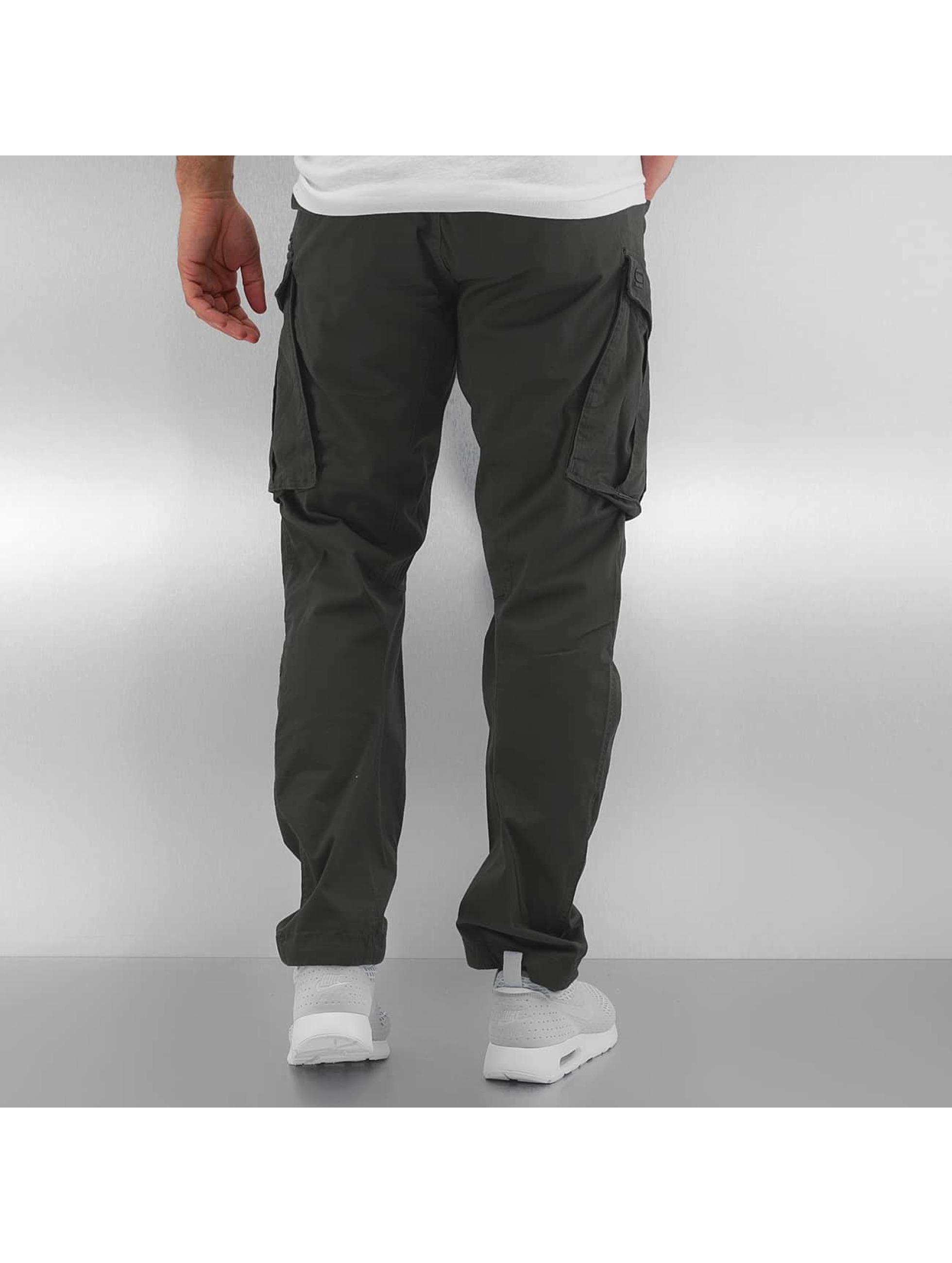 G-Star Spodnie Chino/Cargo Rovic Zip 3D Tapered szary