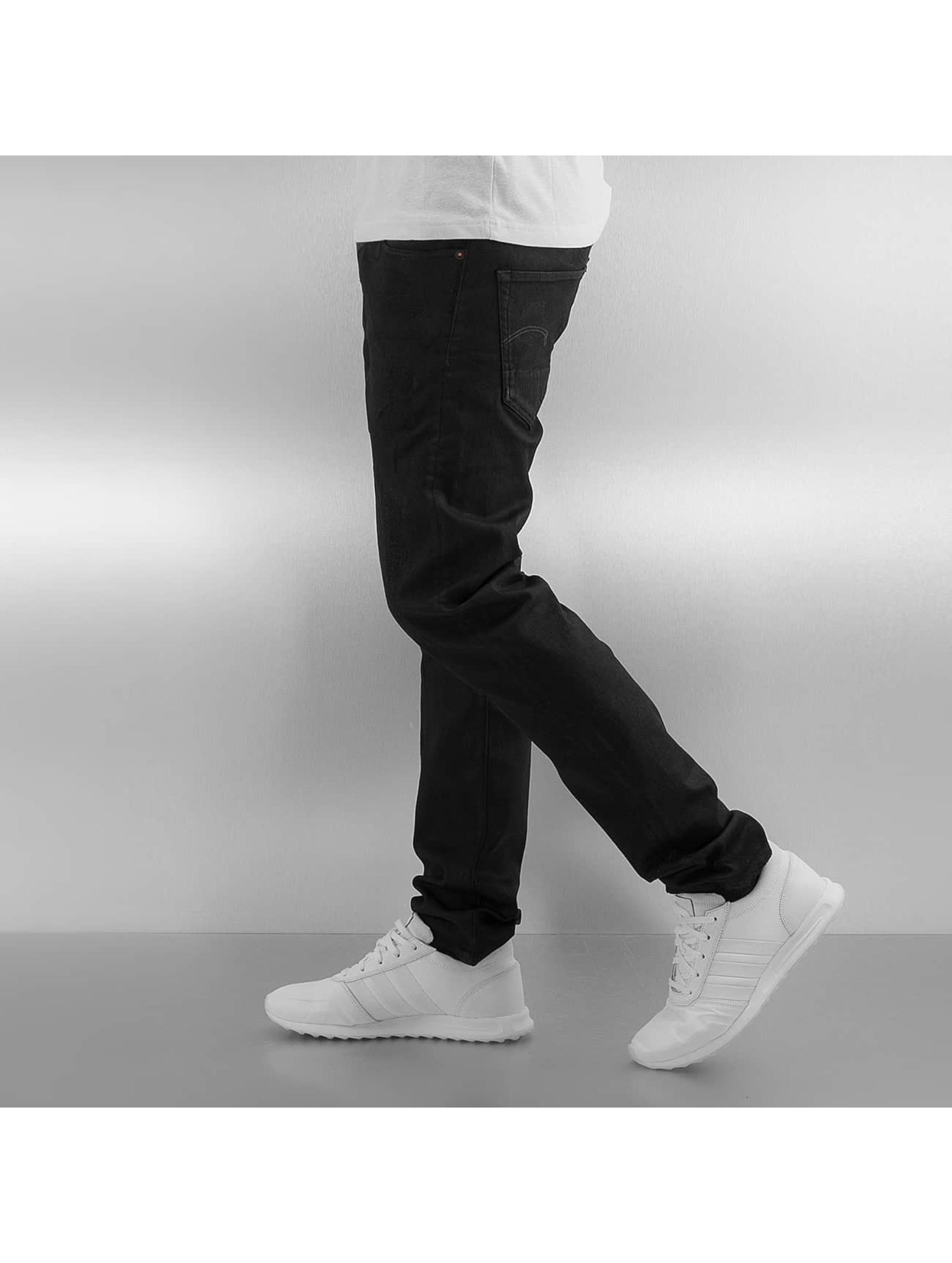 G-Star Straight Fit Jeans 3301 Slim Turner black