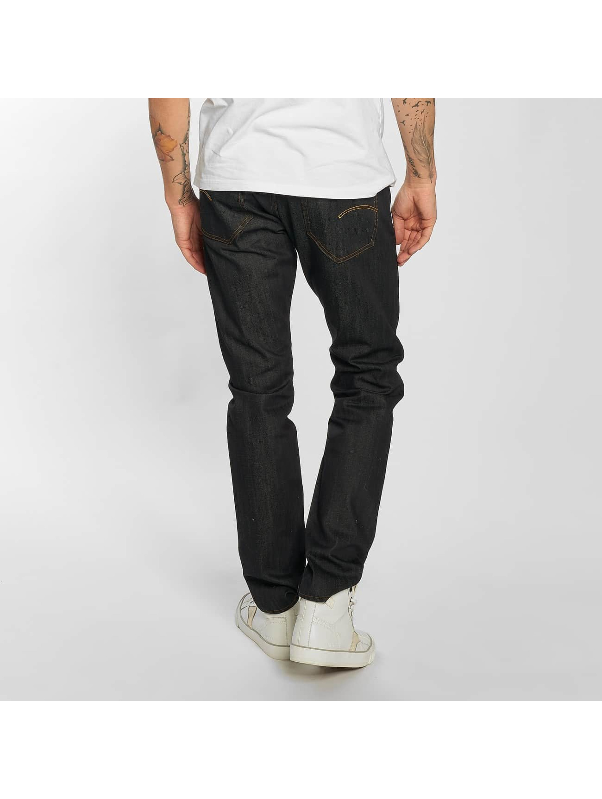 G-Star Straight fit jeans 3301 Tapered blauw