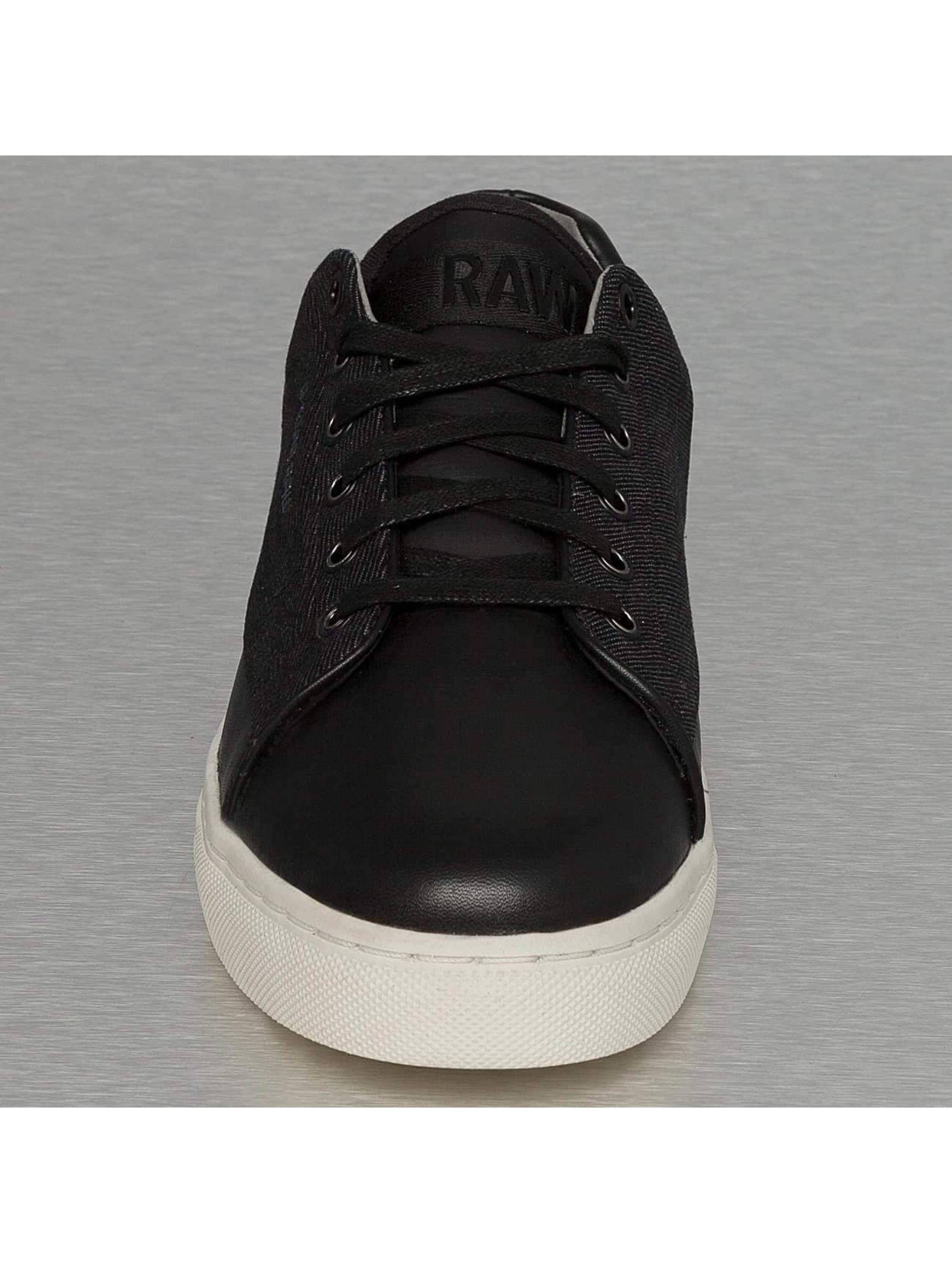 G-Star Tøysko Thec Leather svart