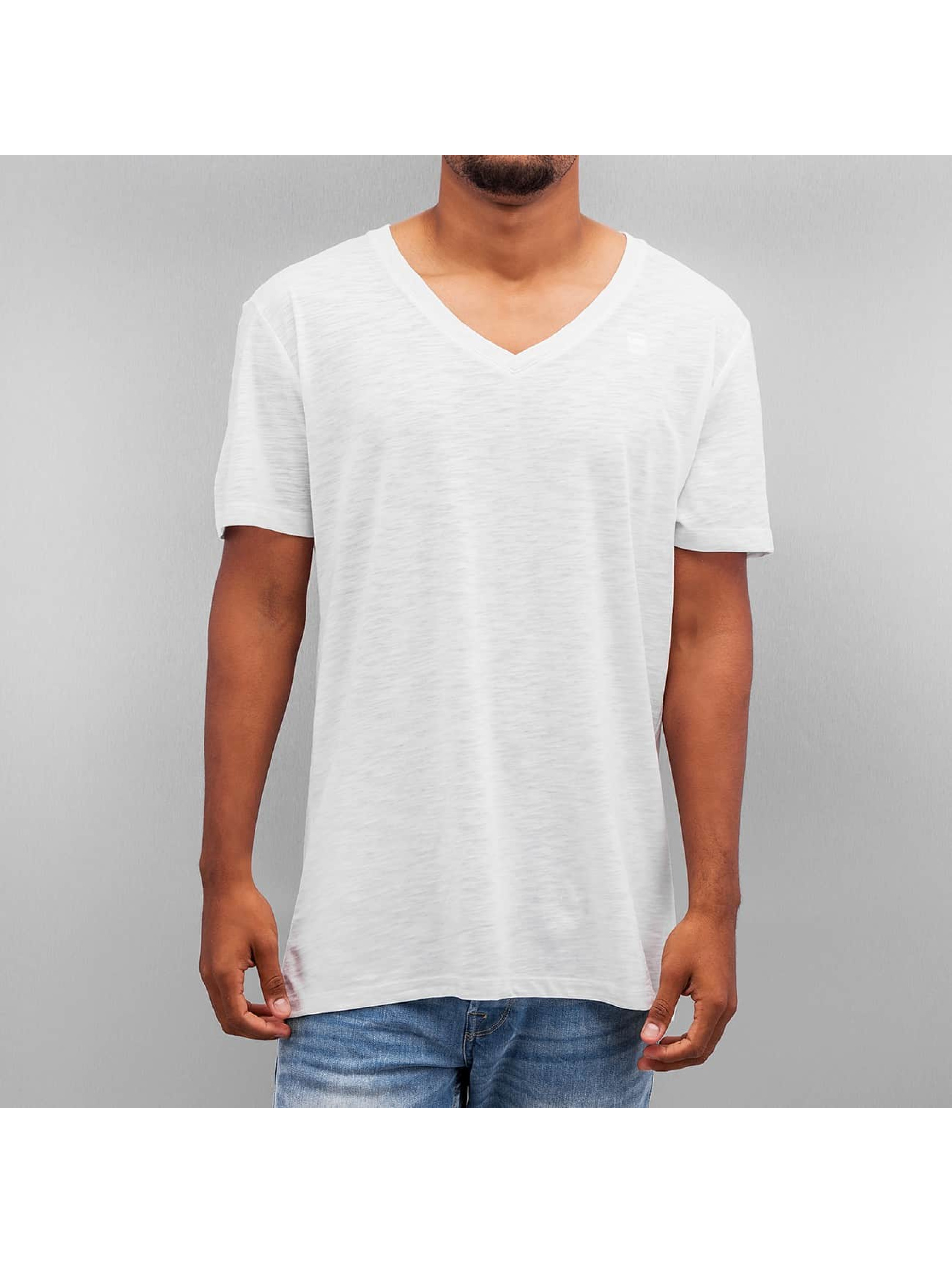 G-Star T-Shirt Base Doppelpack blanc