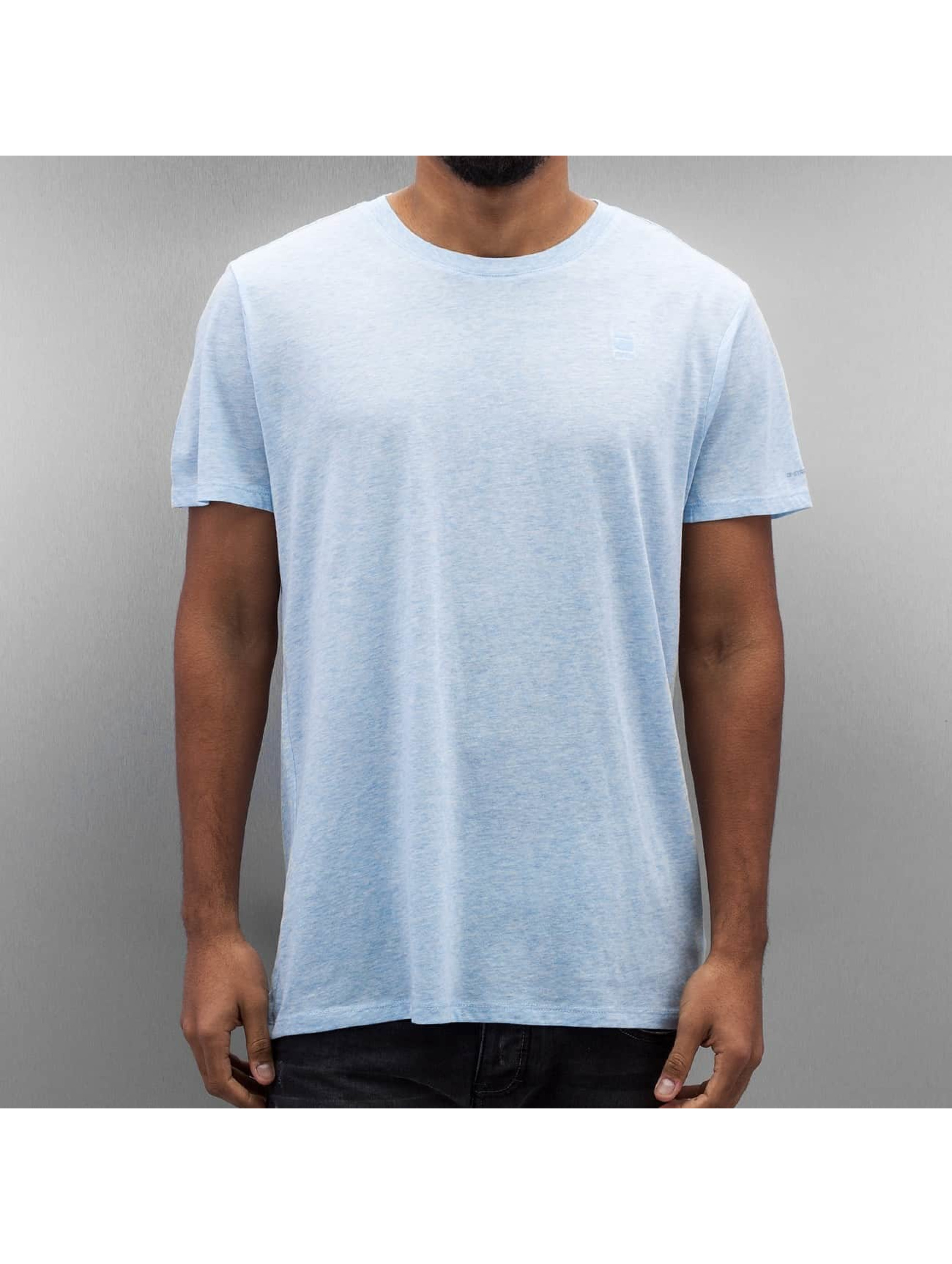T-Shirt Base 2er Pack in blau
