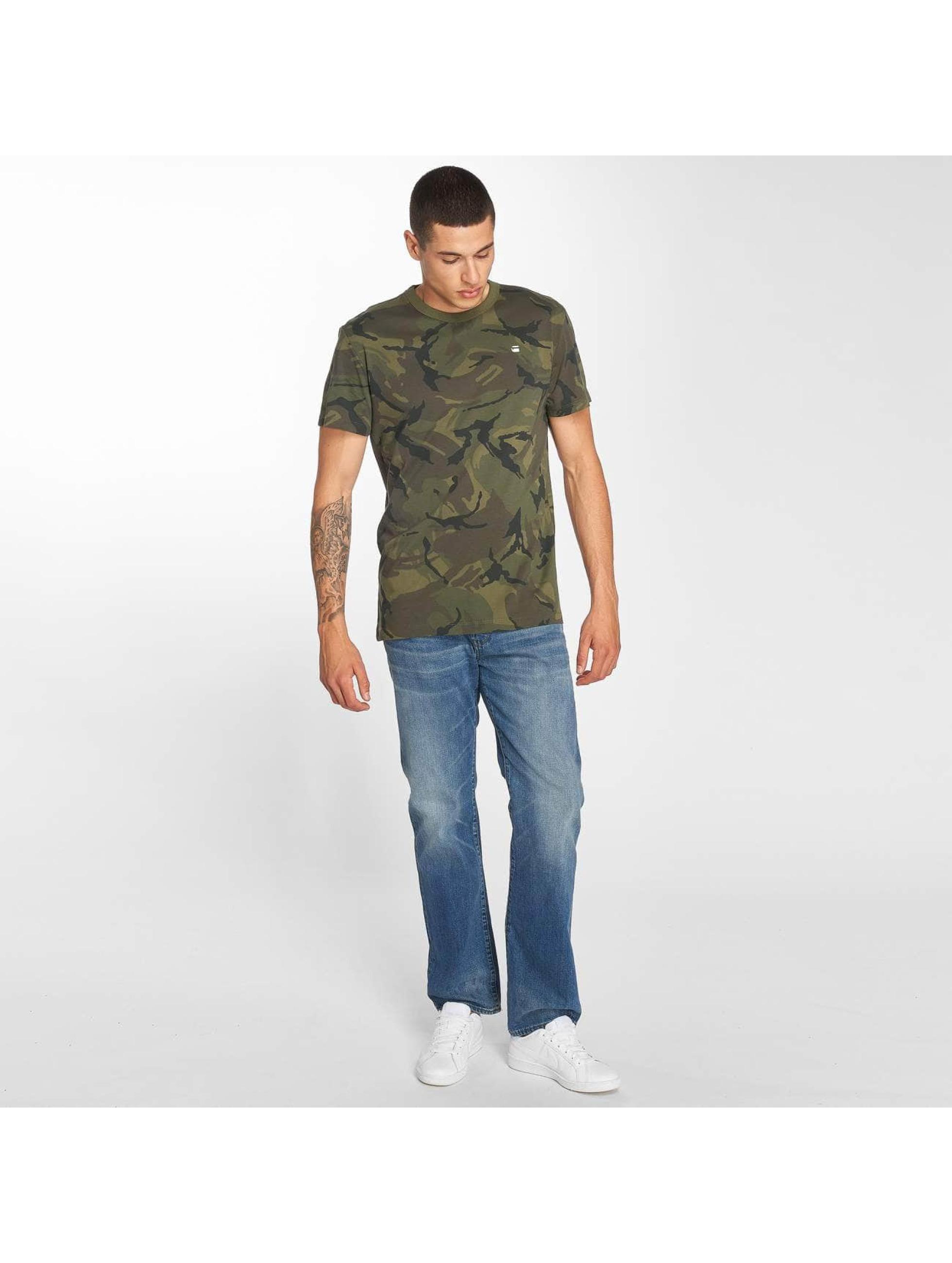 G-Star T-Shirt Belfurr camouflage