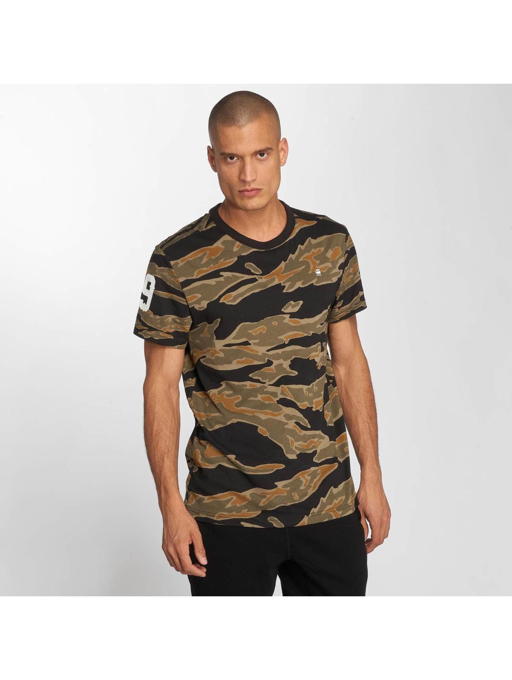 G-Star T-Shirt Tertil camouflage