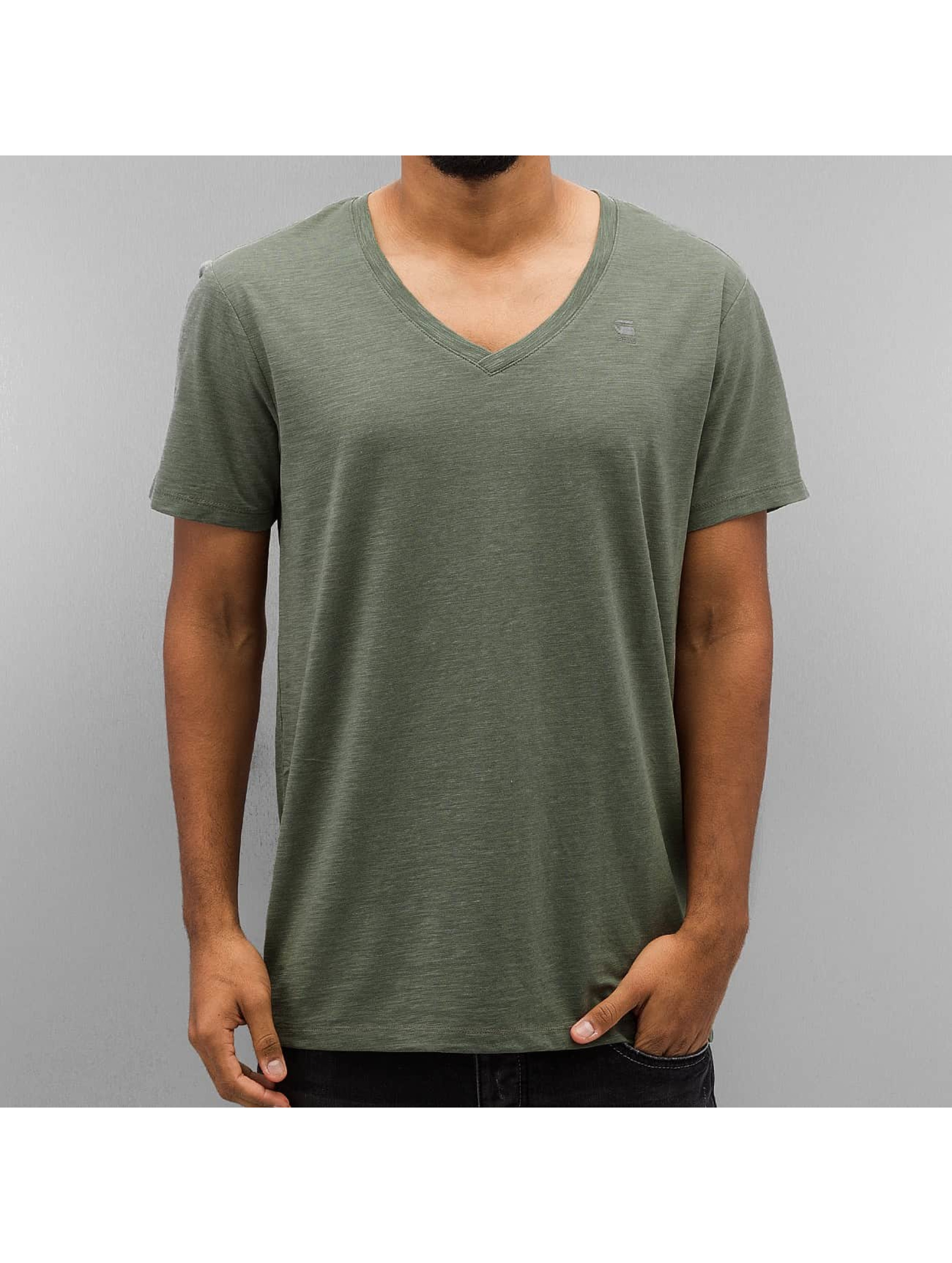G-Star T-Shirt Base Doppelpack grün
