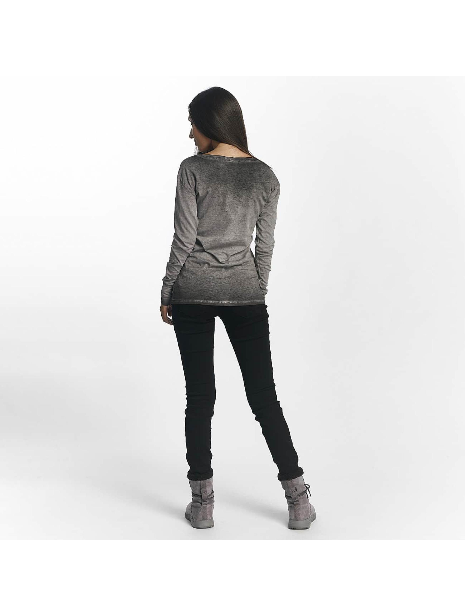 G-Star T-Shirt manches longues Hika gris