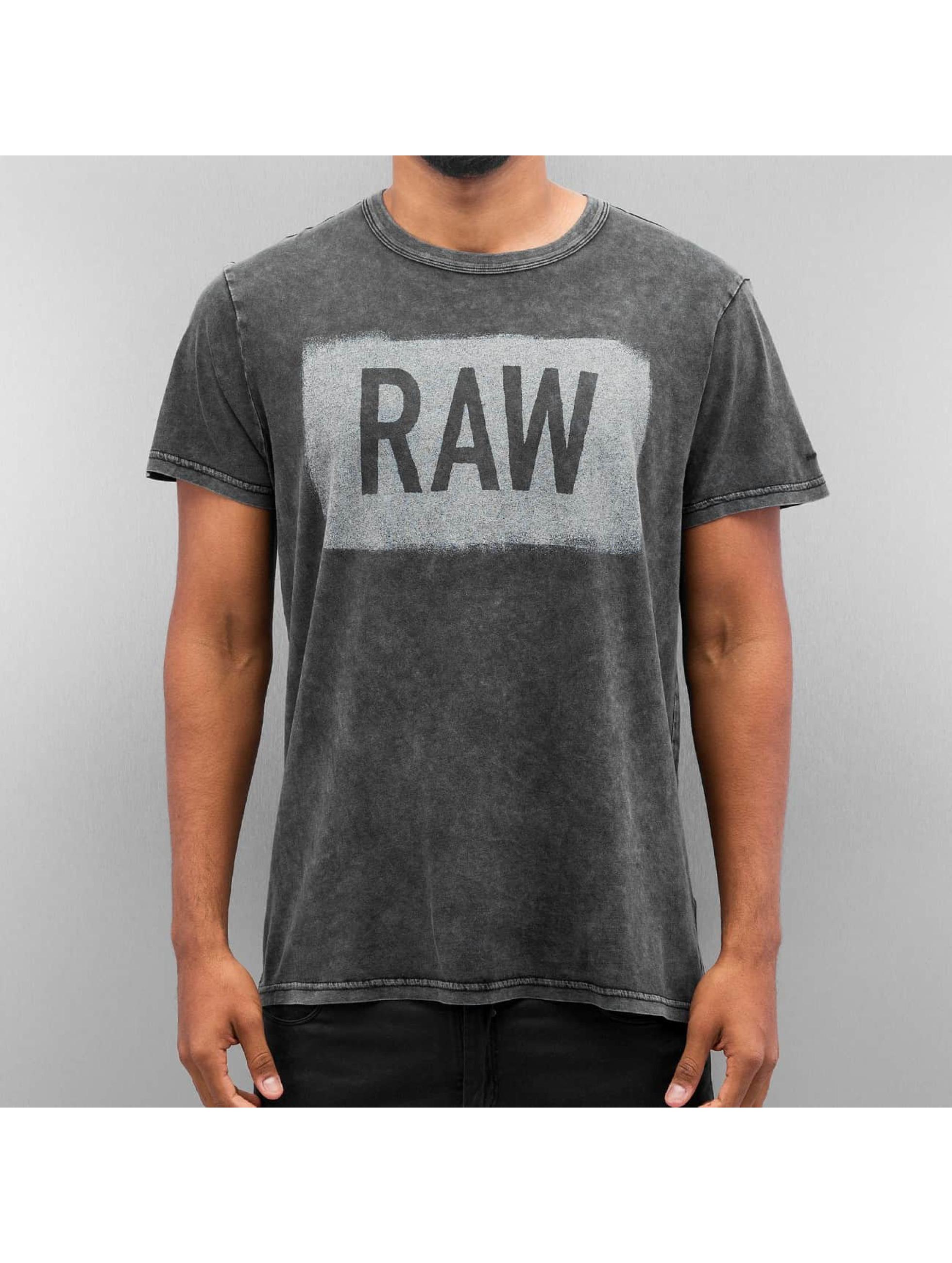 G-Star T-Shirt Woof noir