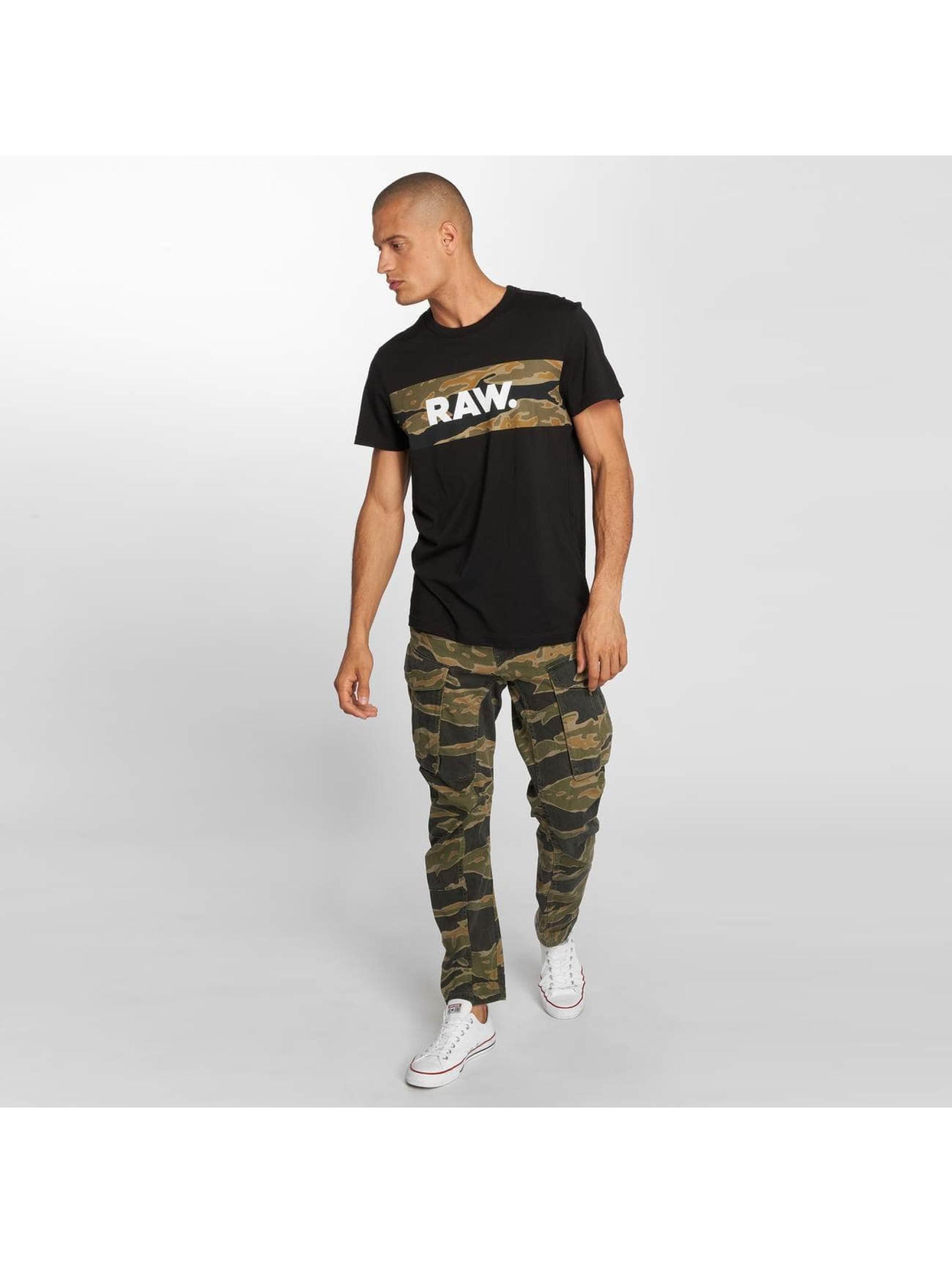 G-Star T-Shirt Tairi schwarz