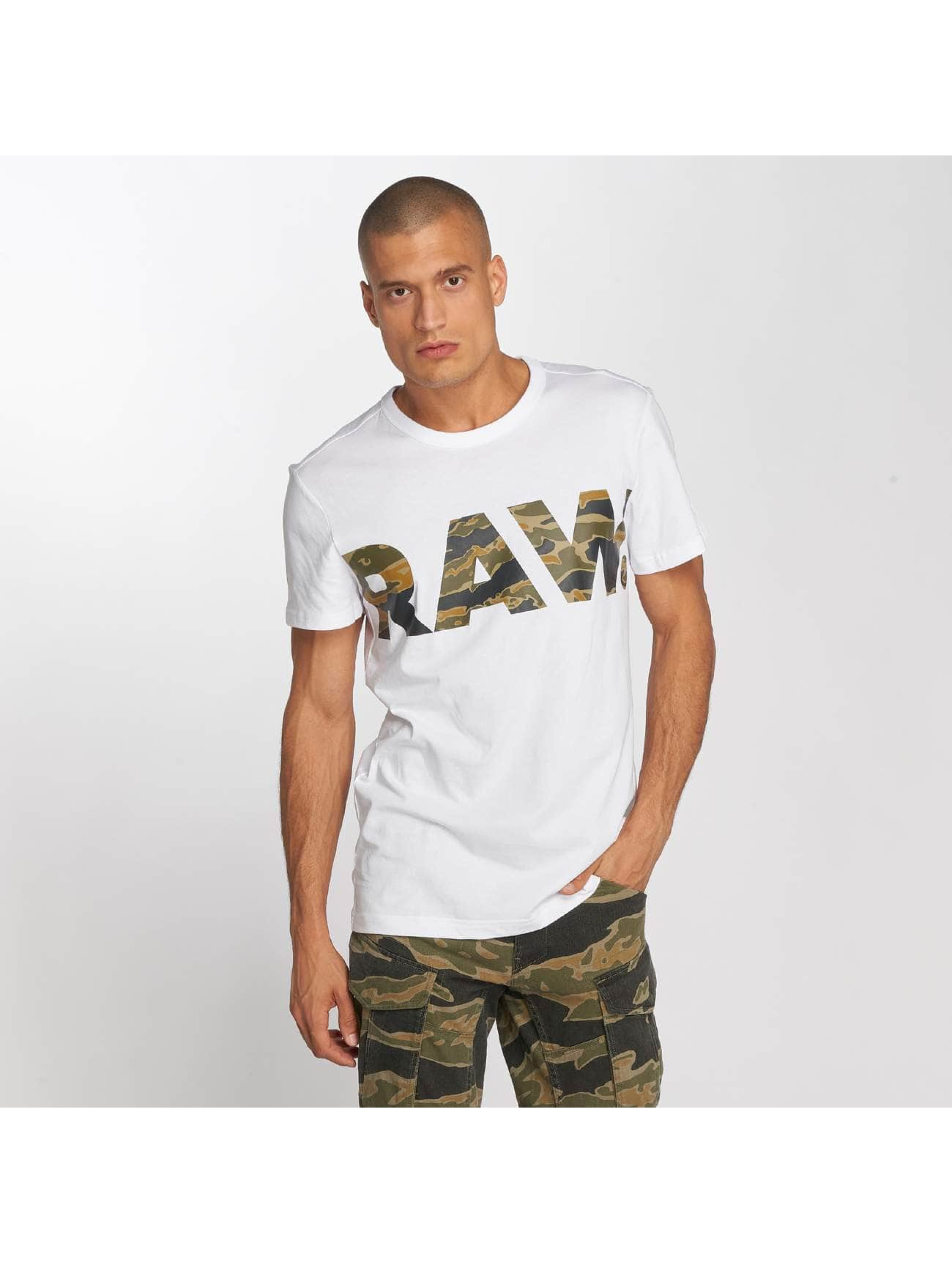 G-Star T-Shirt Tahire weiß