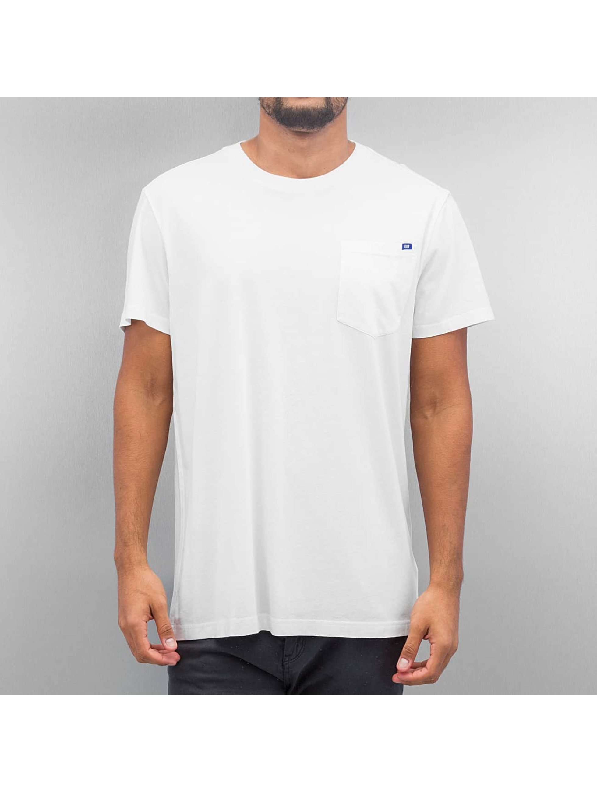 G-Star t-shirt Ratiz Pocket Compact wit