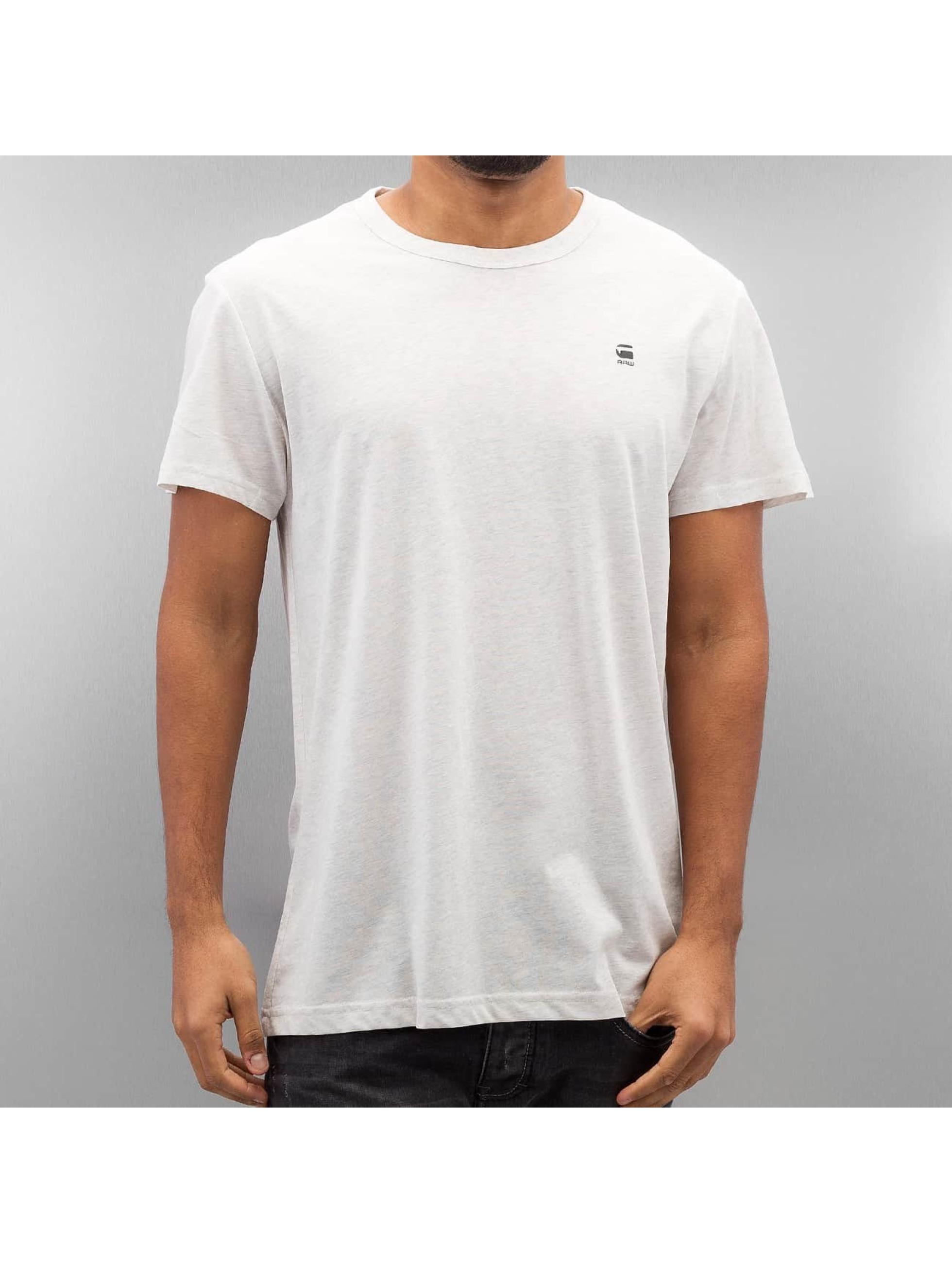 G-Star T-shirts Wyllis hvid