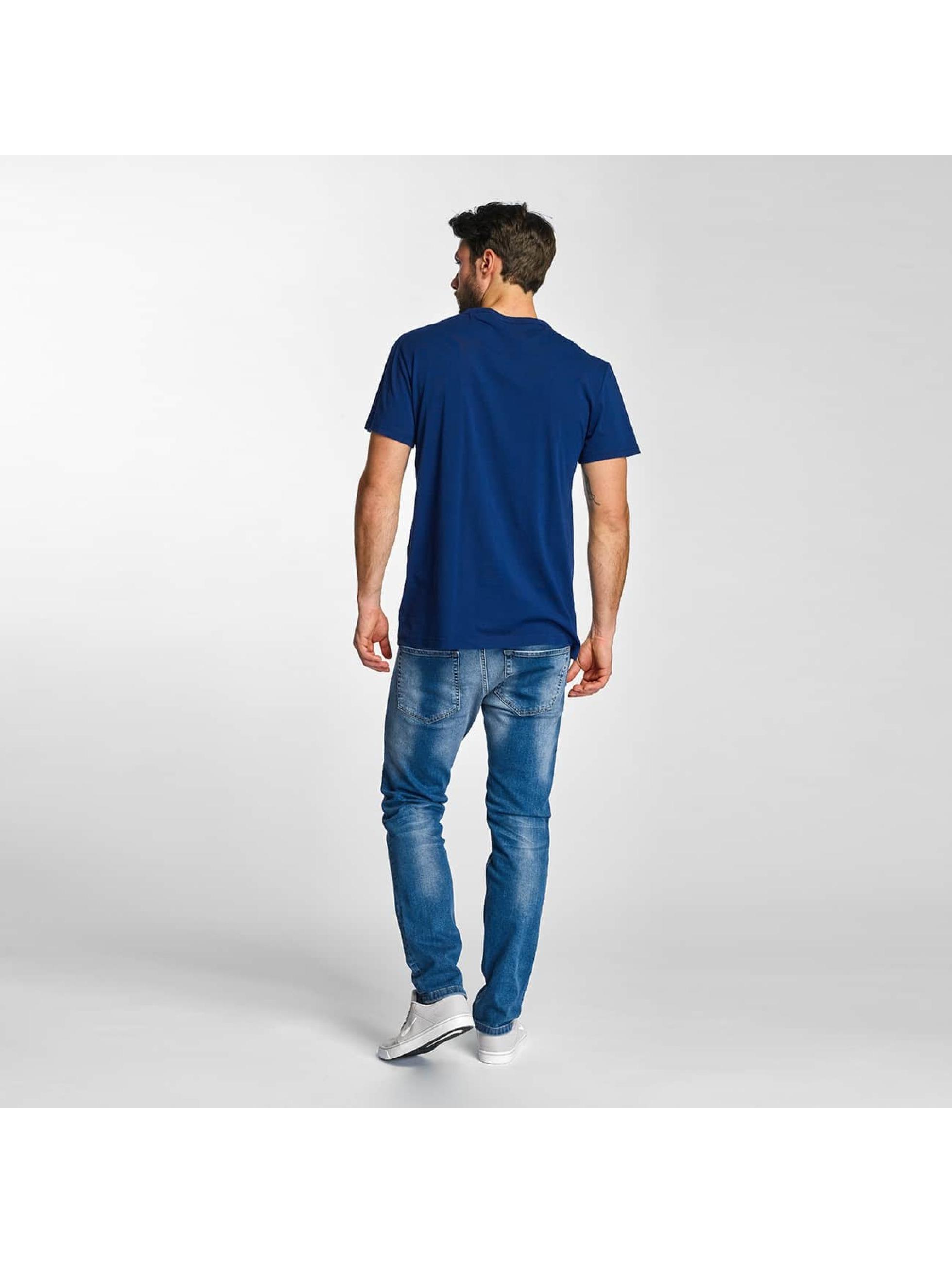 G-Star Tričká Draye Compact Jersey modrá