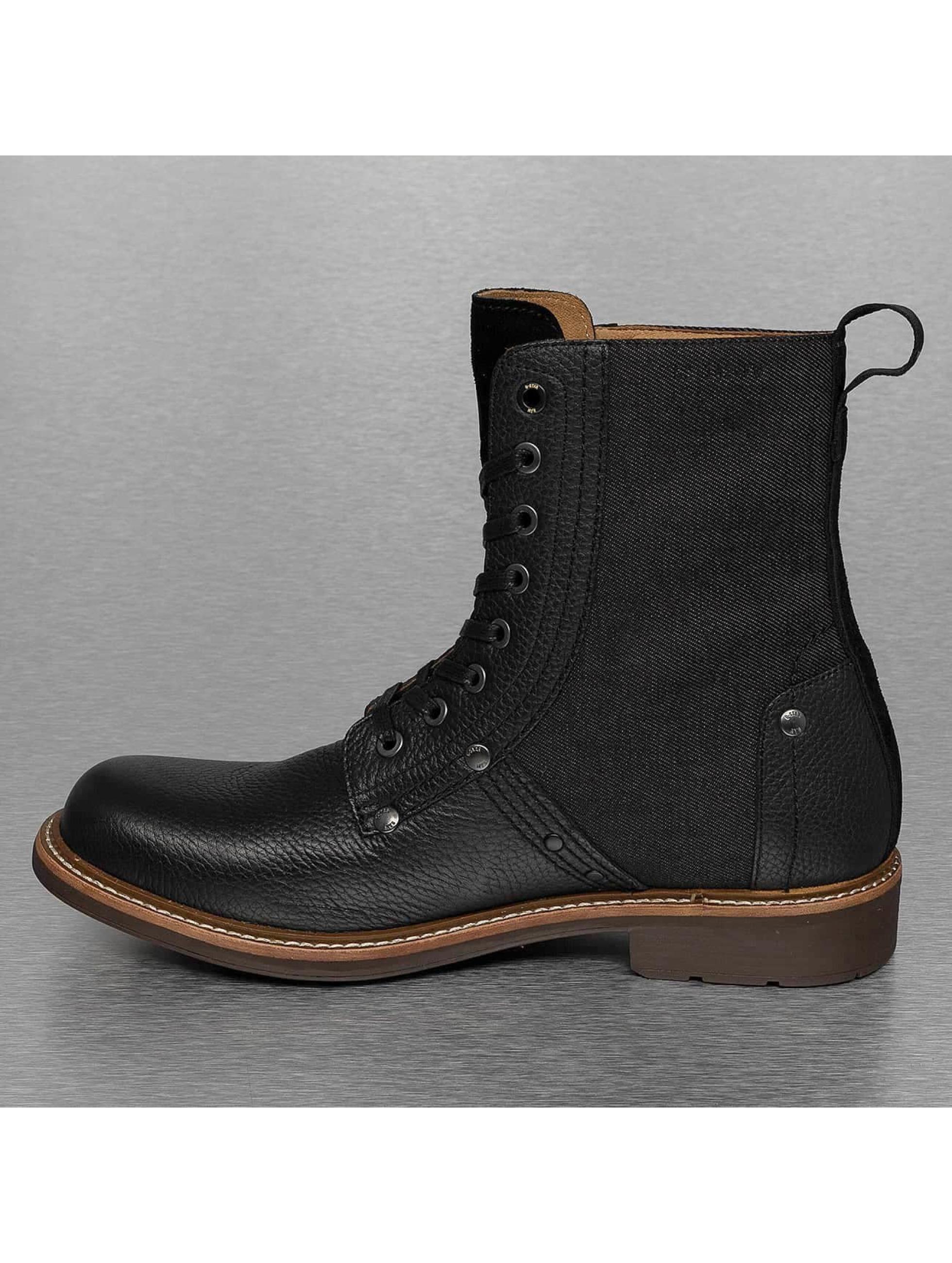 G-Star Vapaa-ajan kengät Labour Leather musta