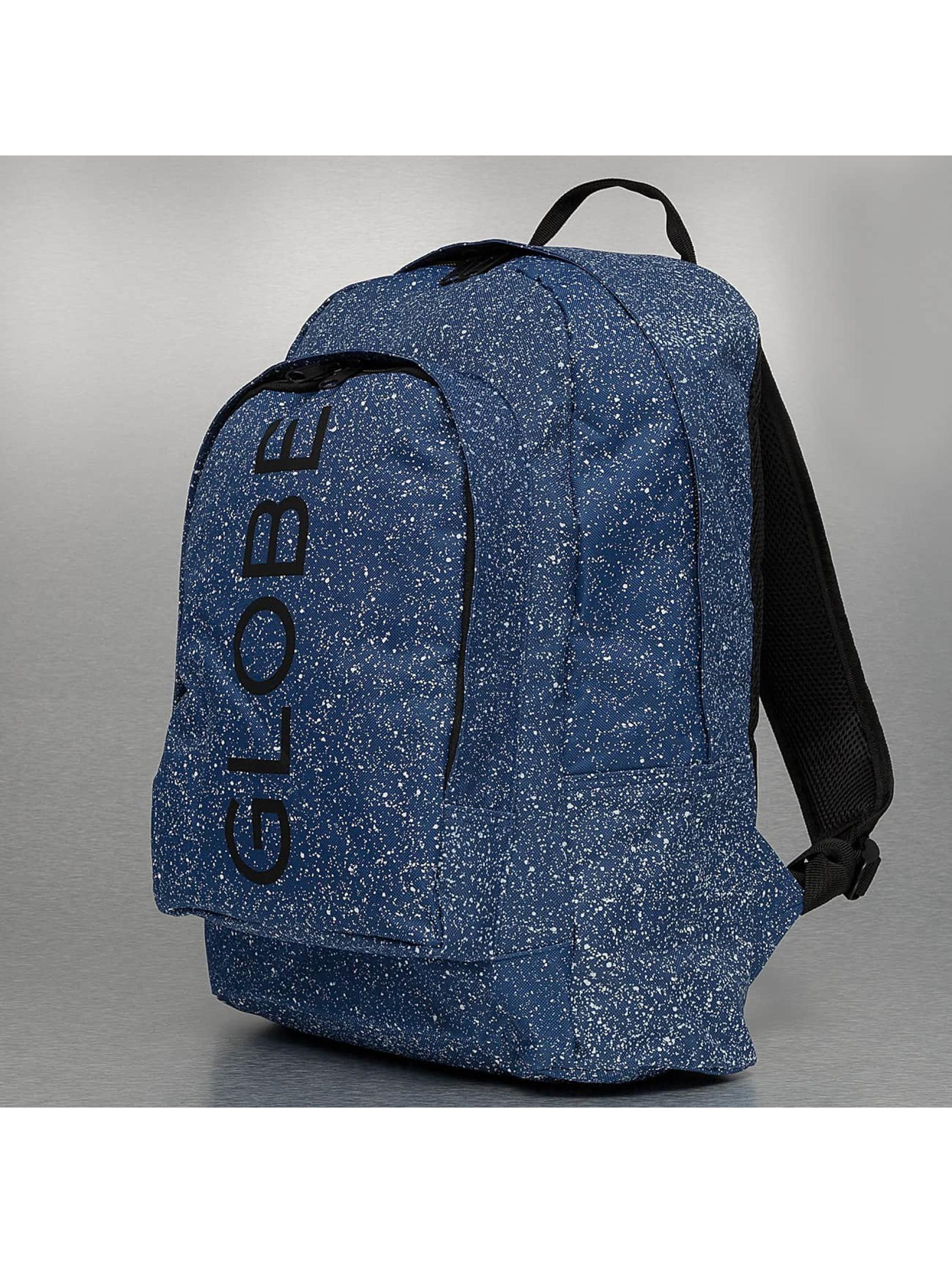 Globe Backpack Bank II blue