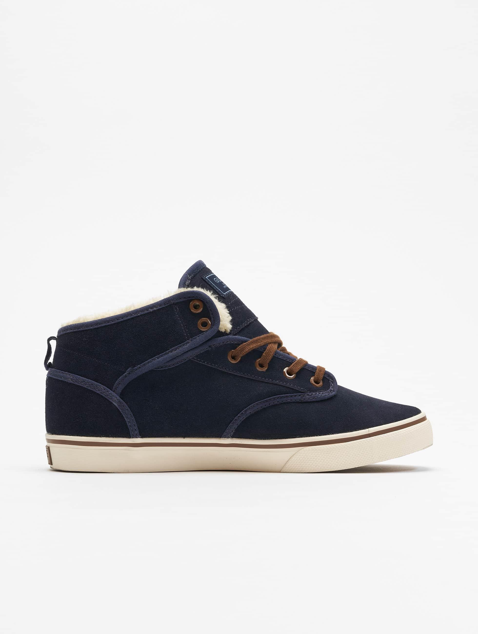 Globe sneaker Motley Mid blauw