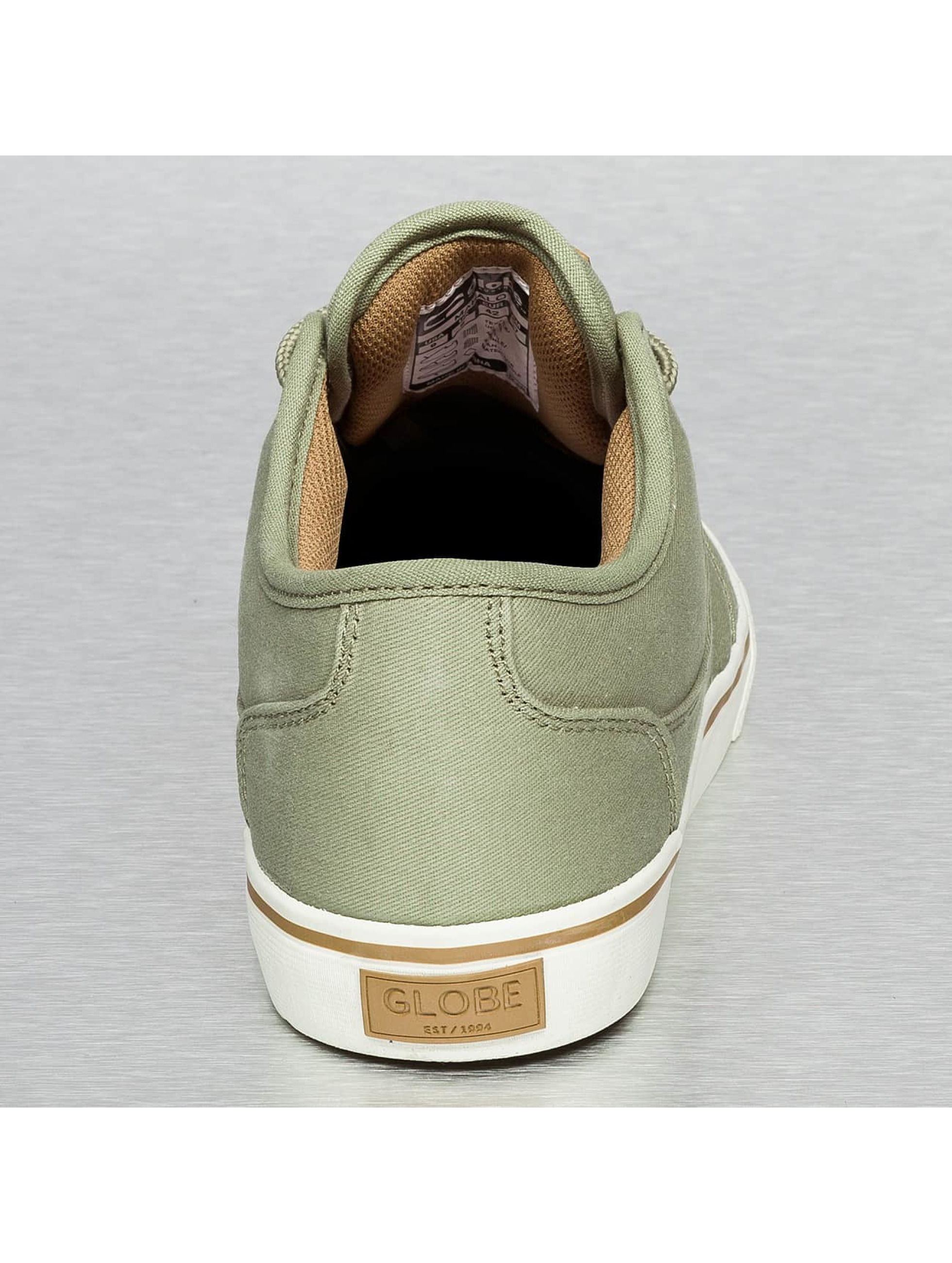Globe sneaker Mahalo olijfgroen