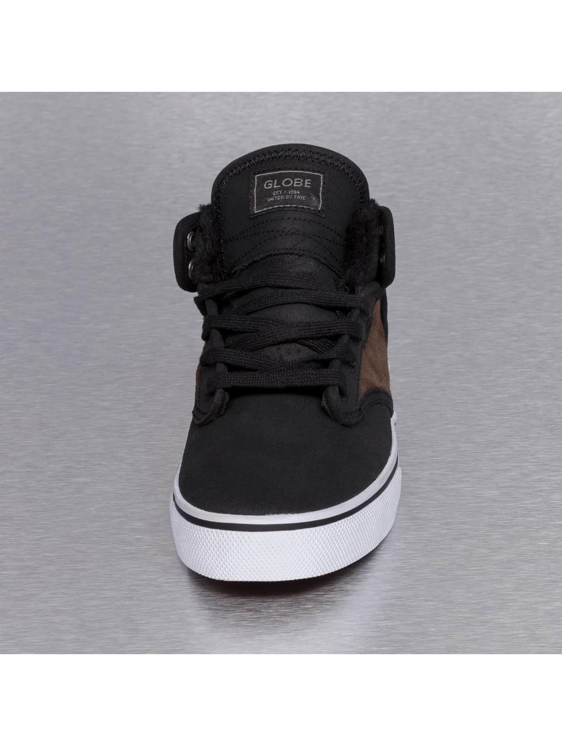 Globe sneaker Motley Mid zwart