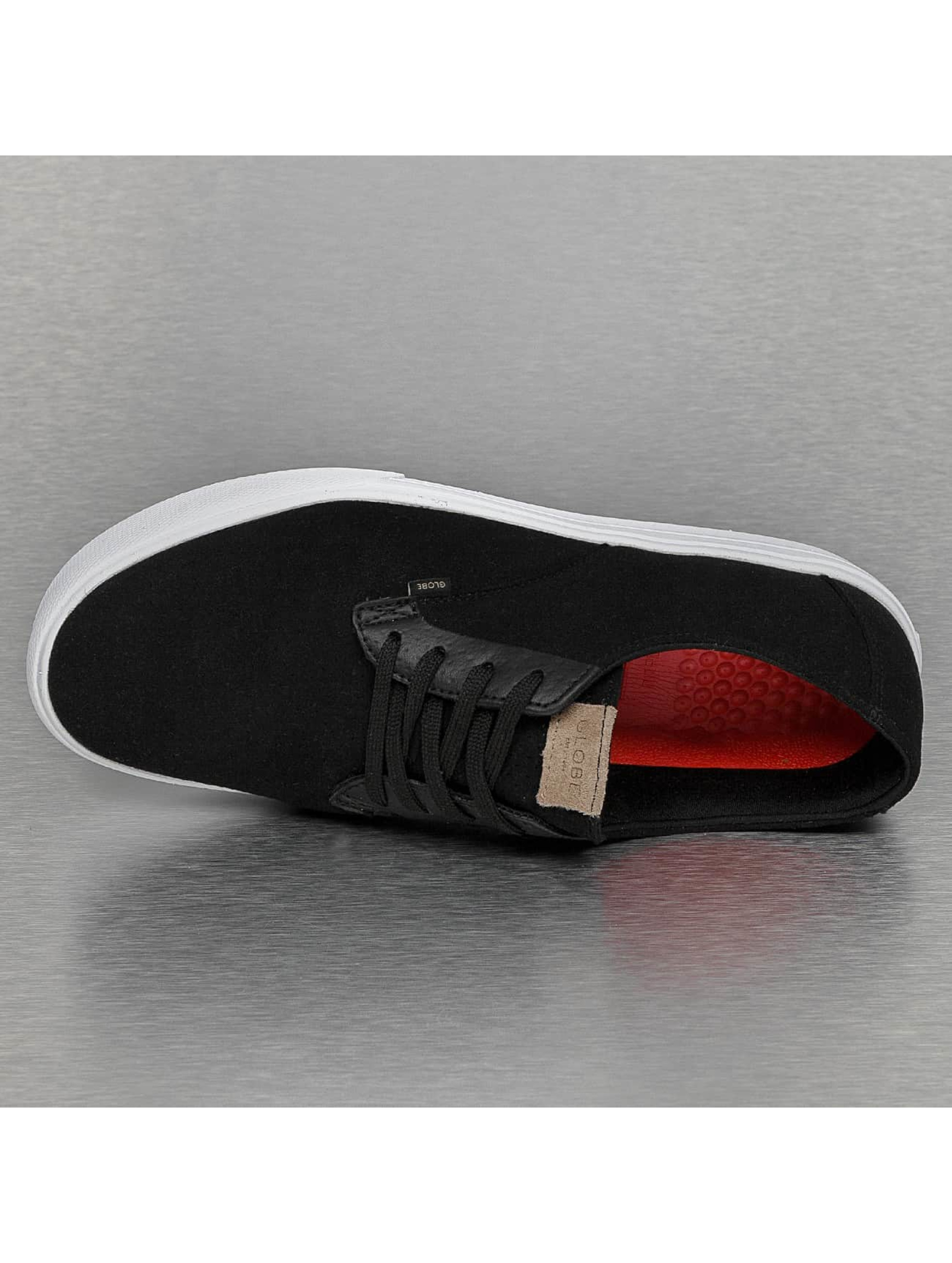 Globe Sneakers Motley LYT èierna