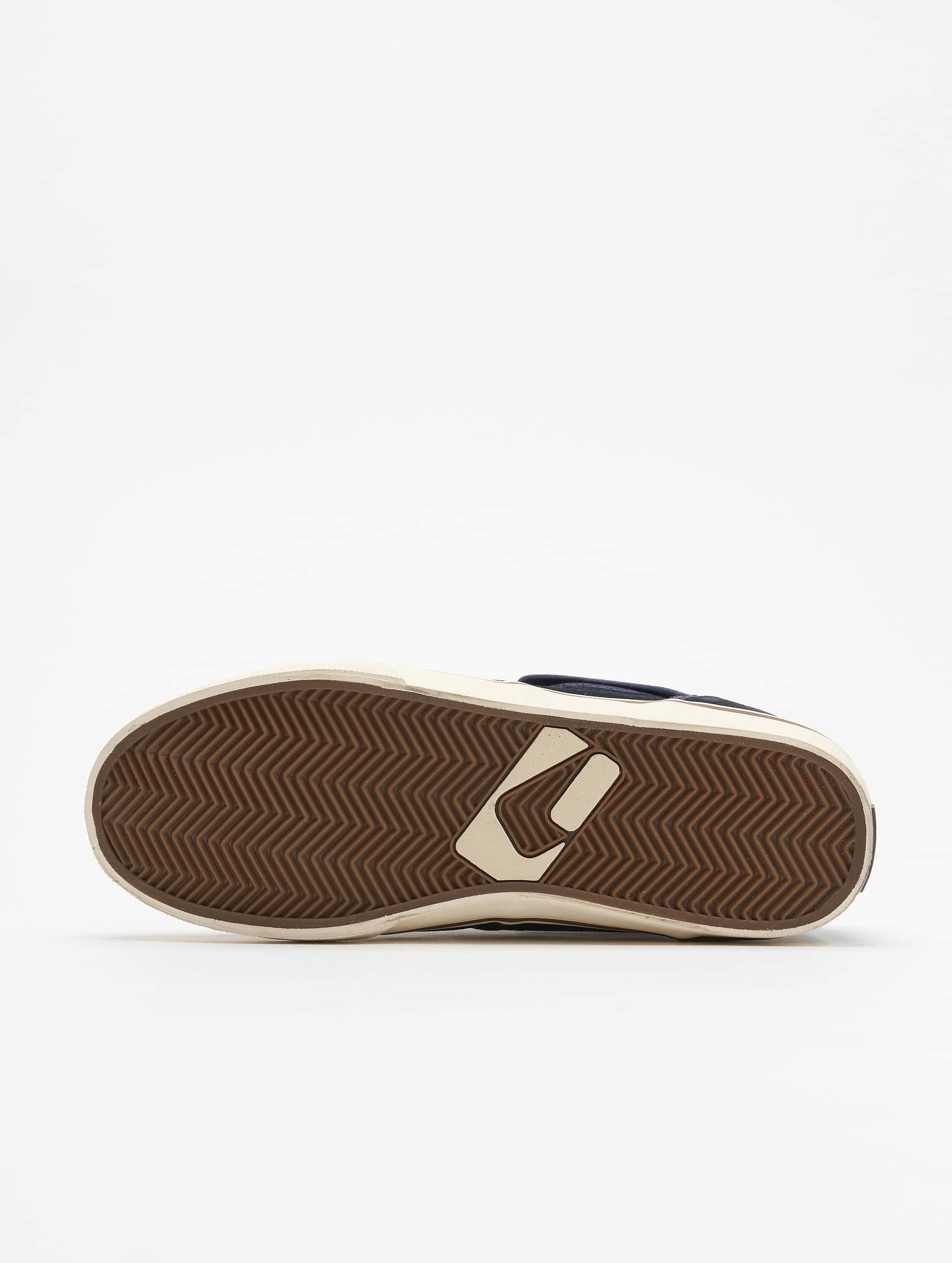 Globe Sneakers Motley Mid blå