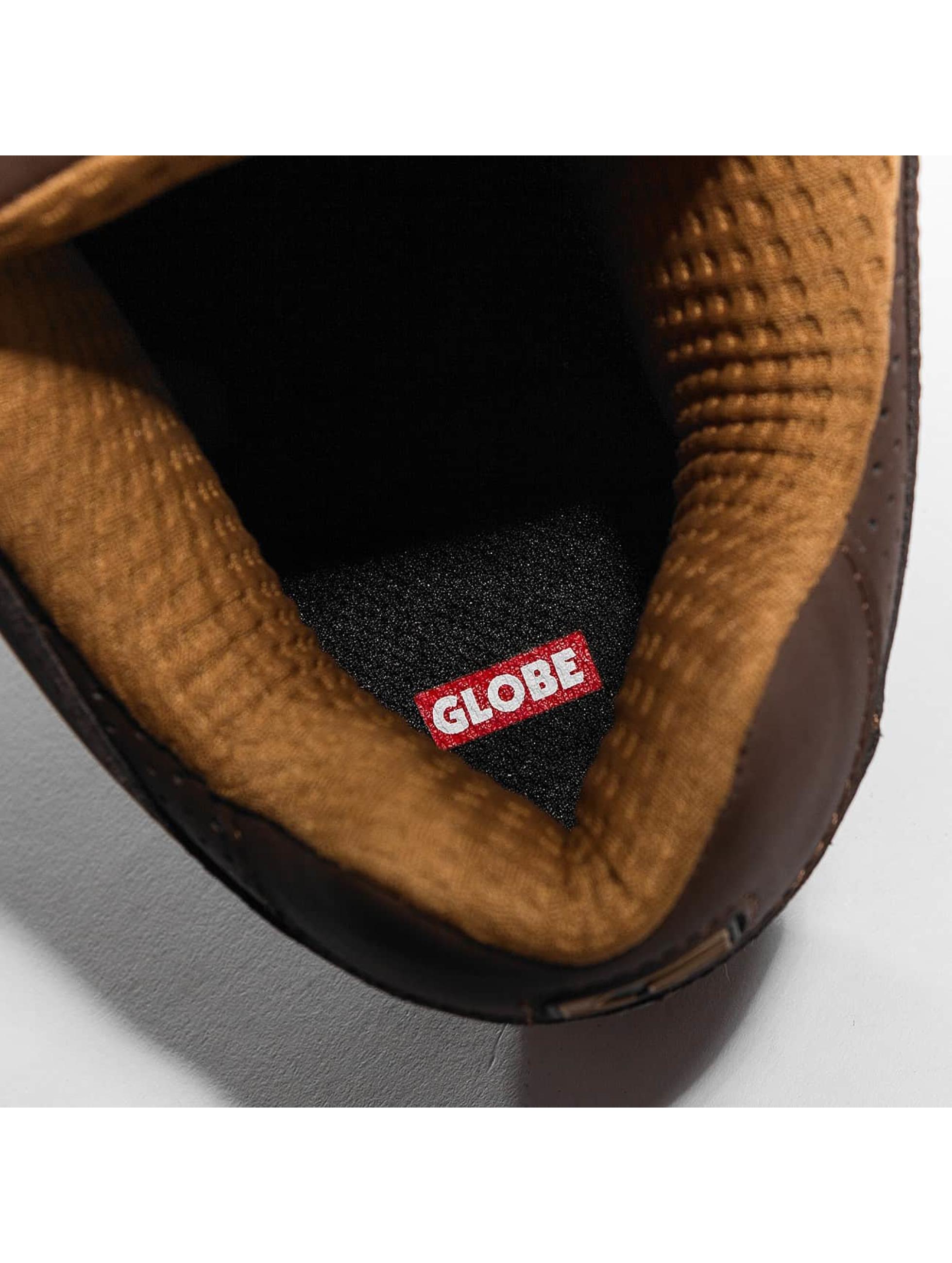 Globe Sneakers Scribe brazowy