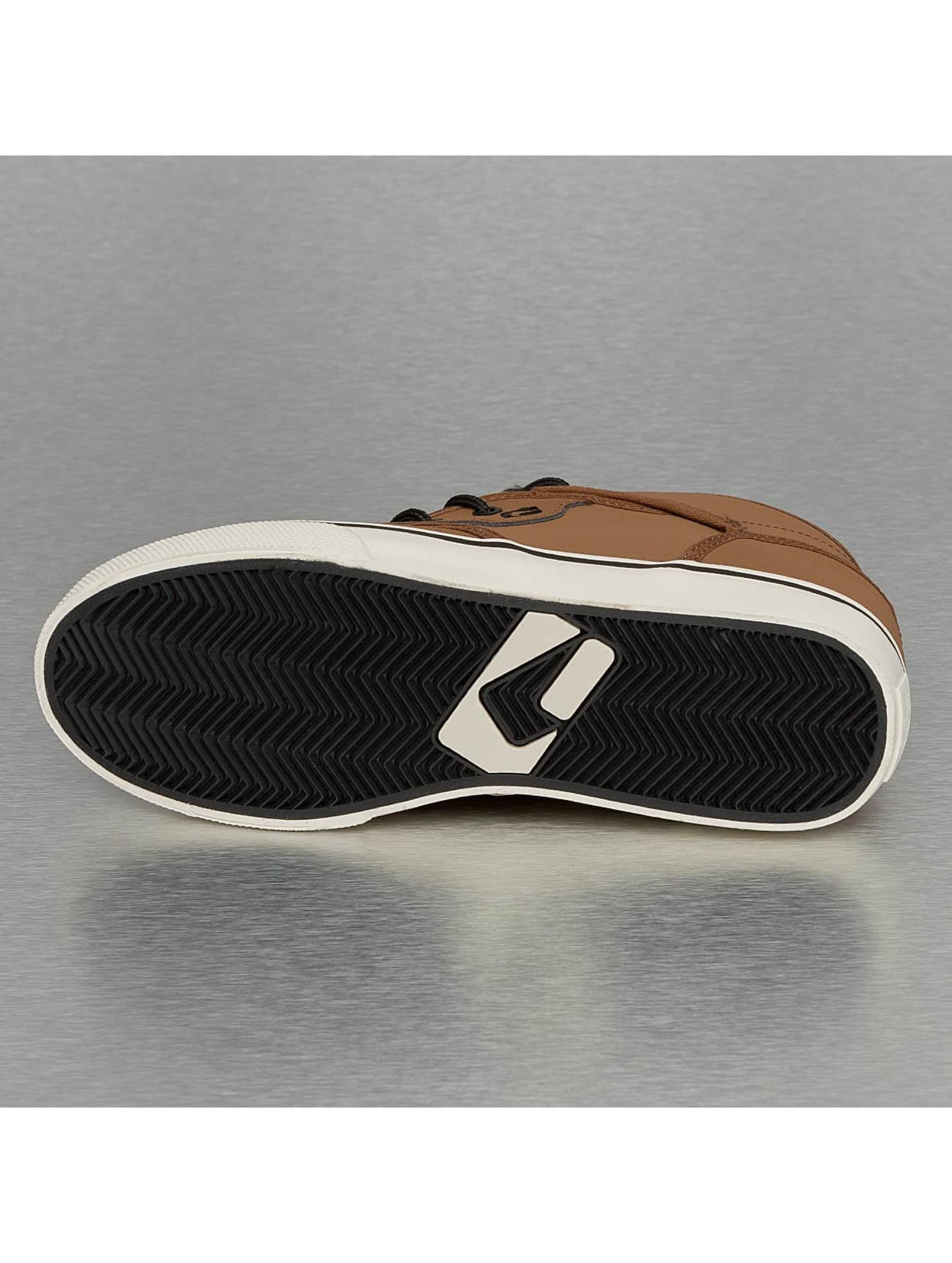Globe Sneakers Motley Mid brown
