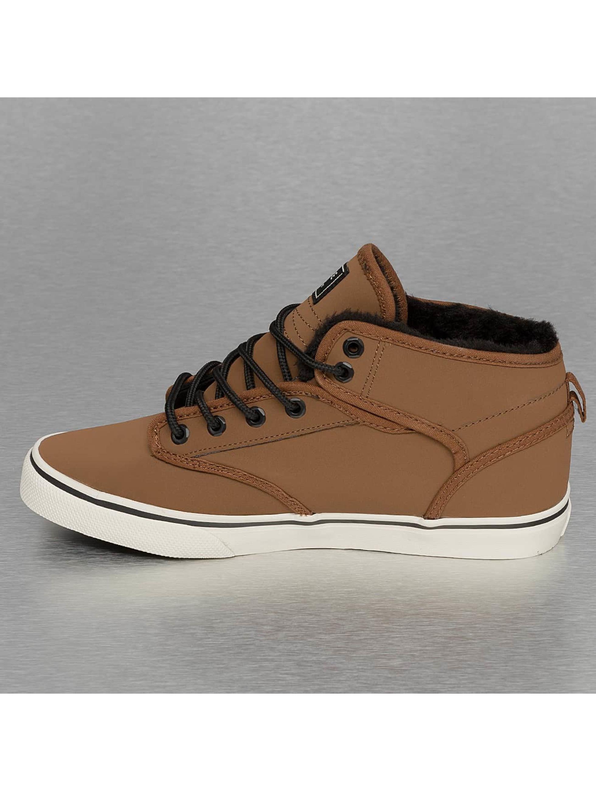 Globe Sneakers Motley Mid hnedá