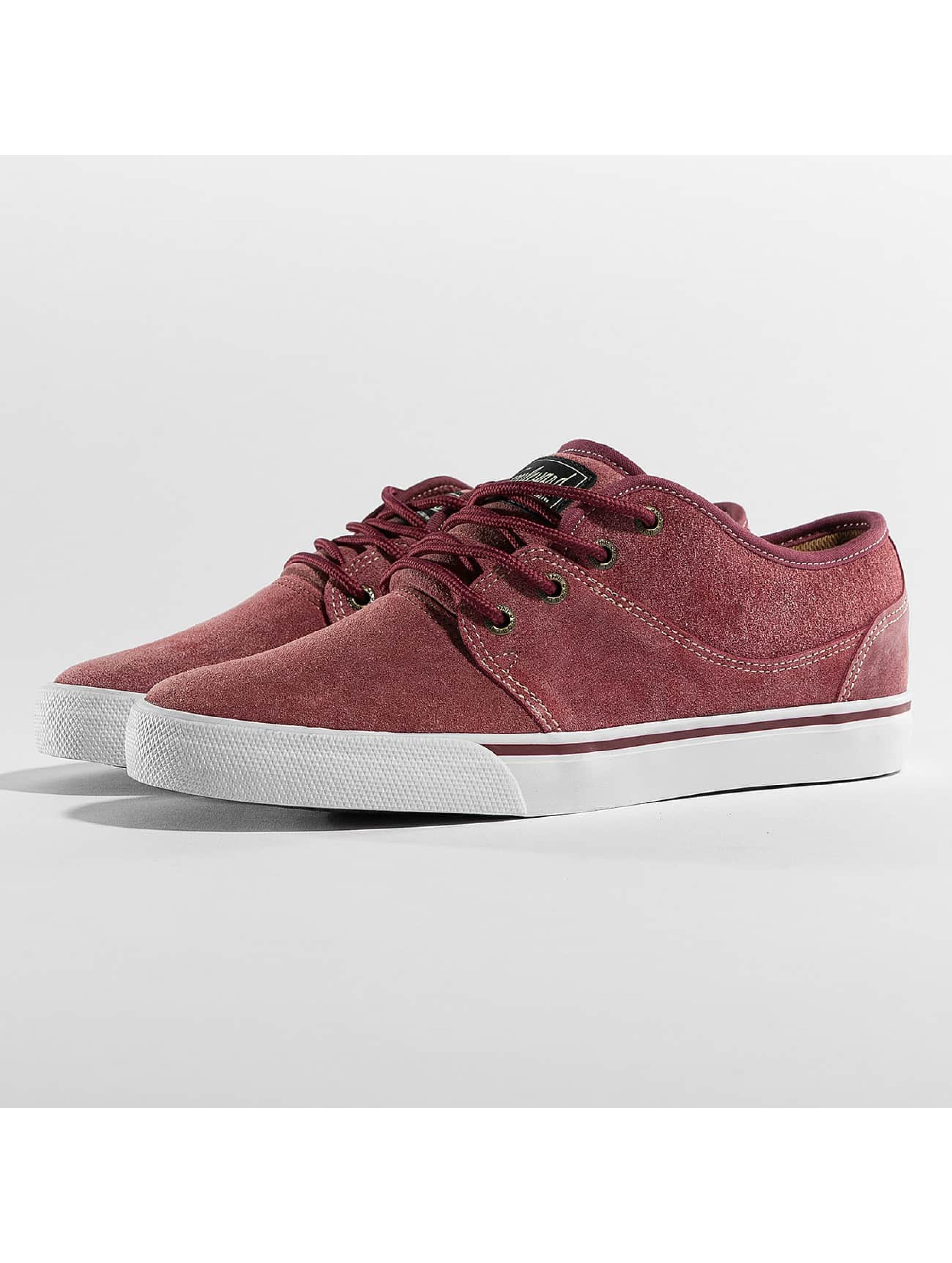 Globe Sneakers Mahalo red
