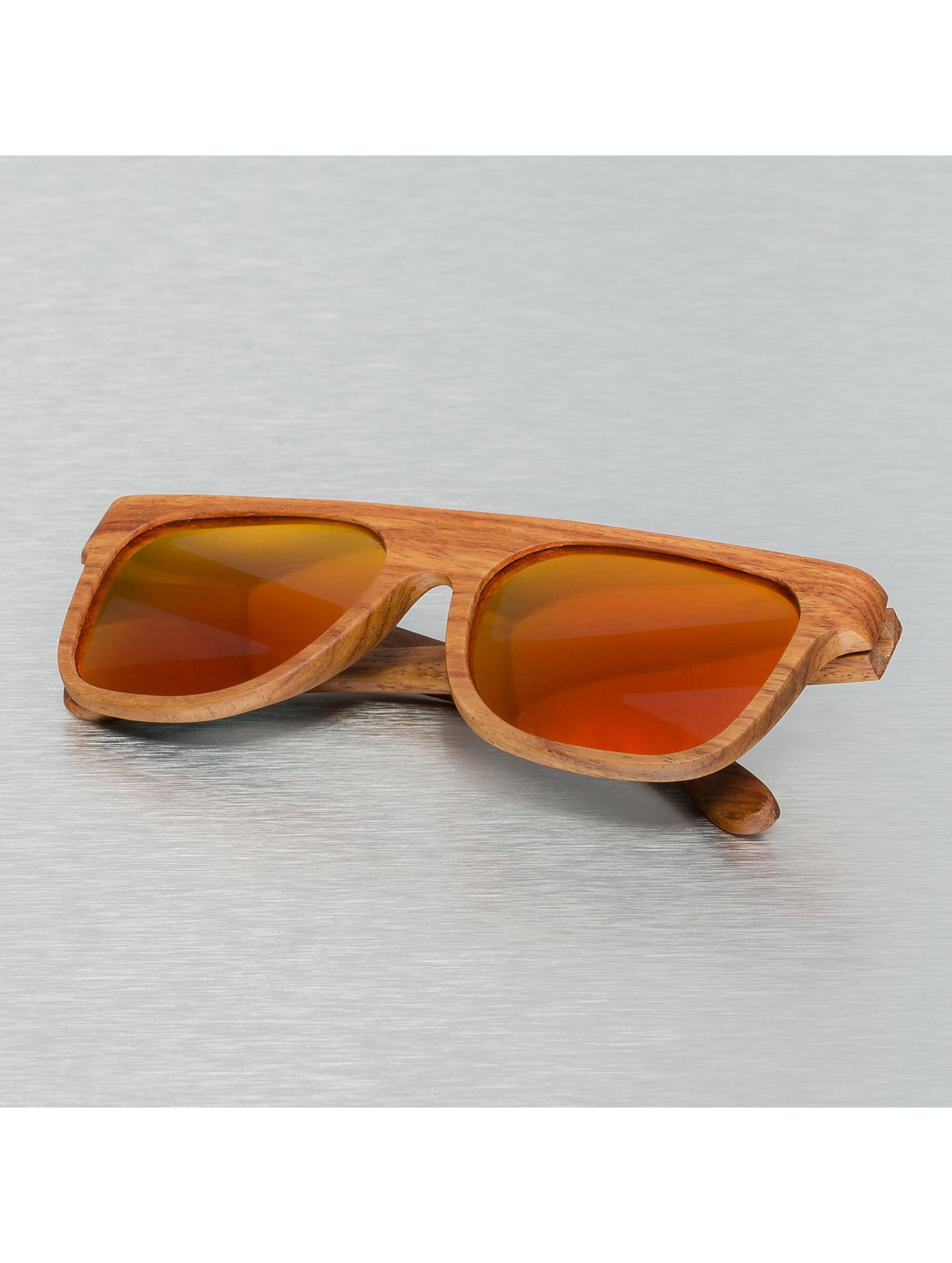 Good Wood NYC Lunettes de soleil NYC Ingram brun