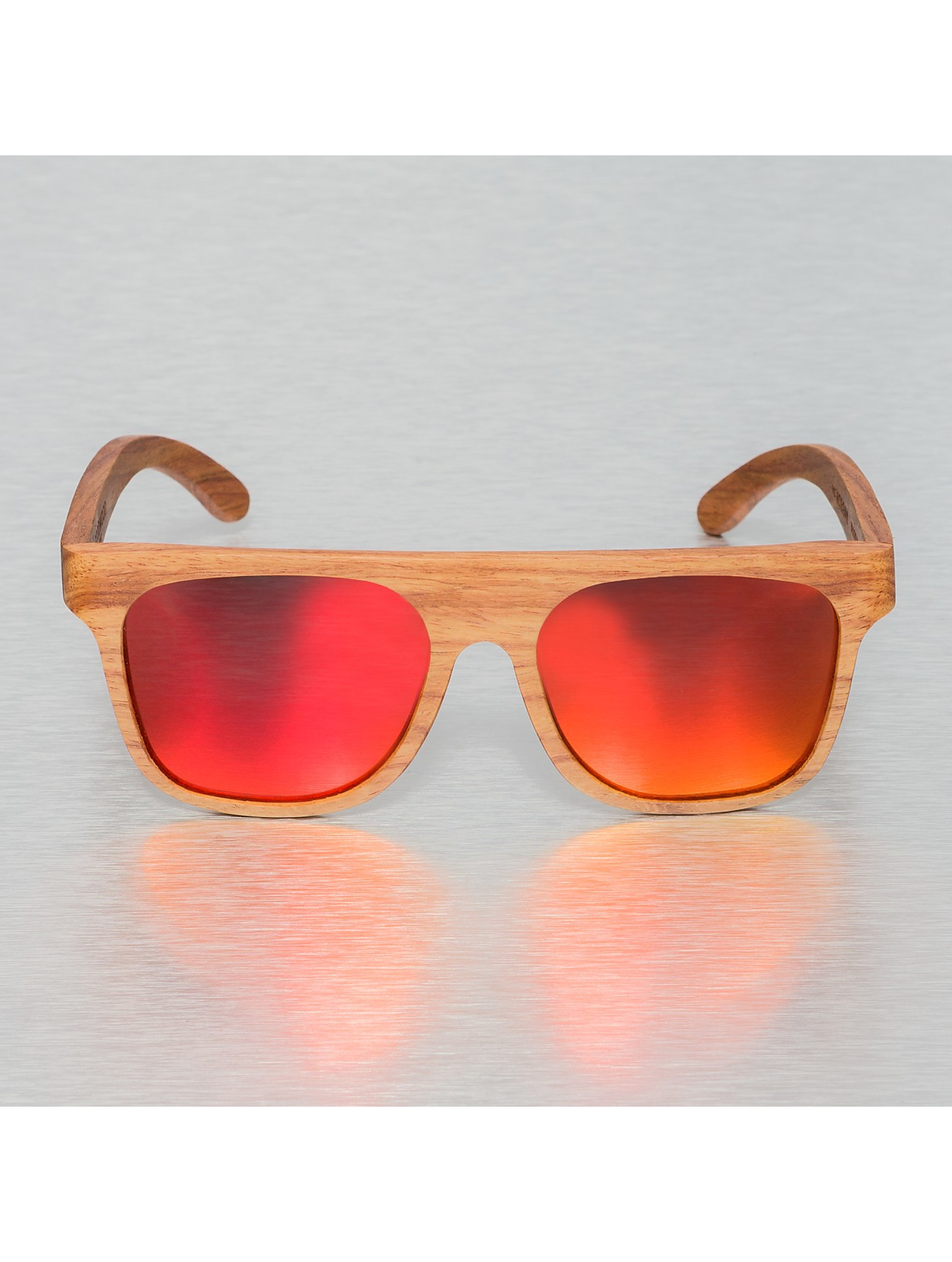 Good Wood NYC Sonnenbrille NYC Ingram braun