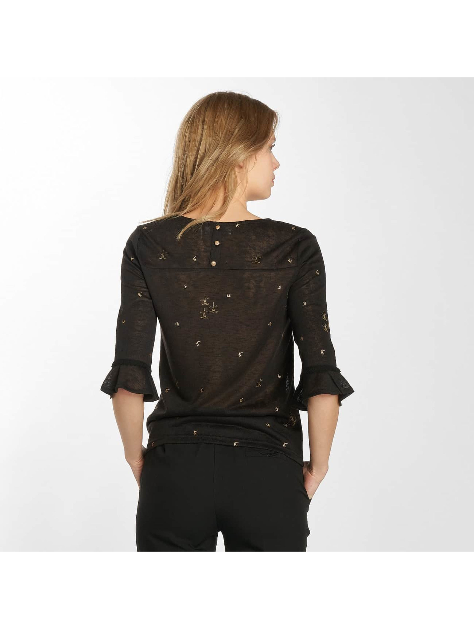 Grace & Mila Blouse/Tunic Parisienne black