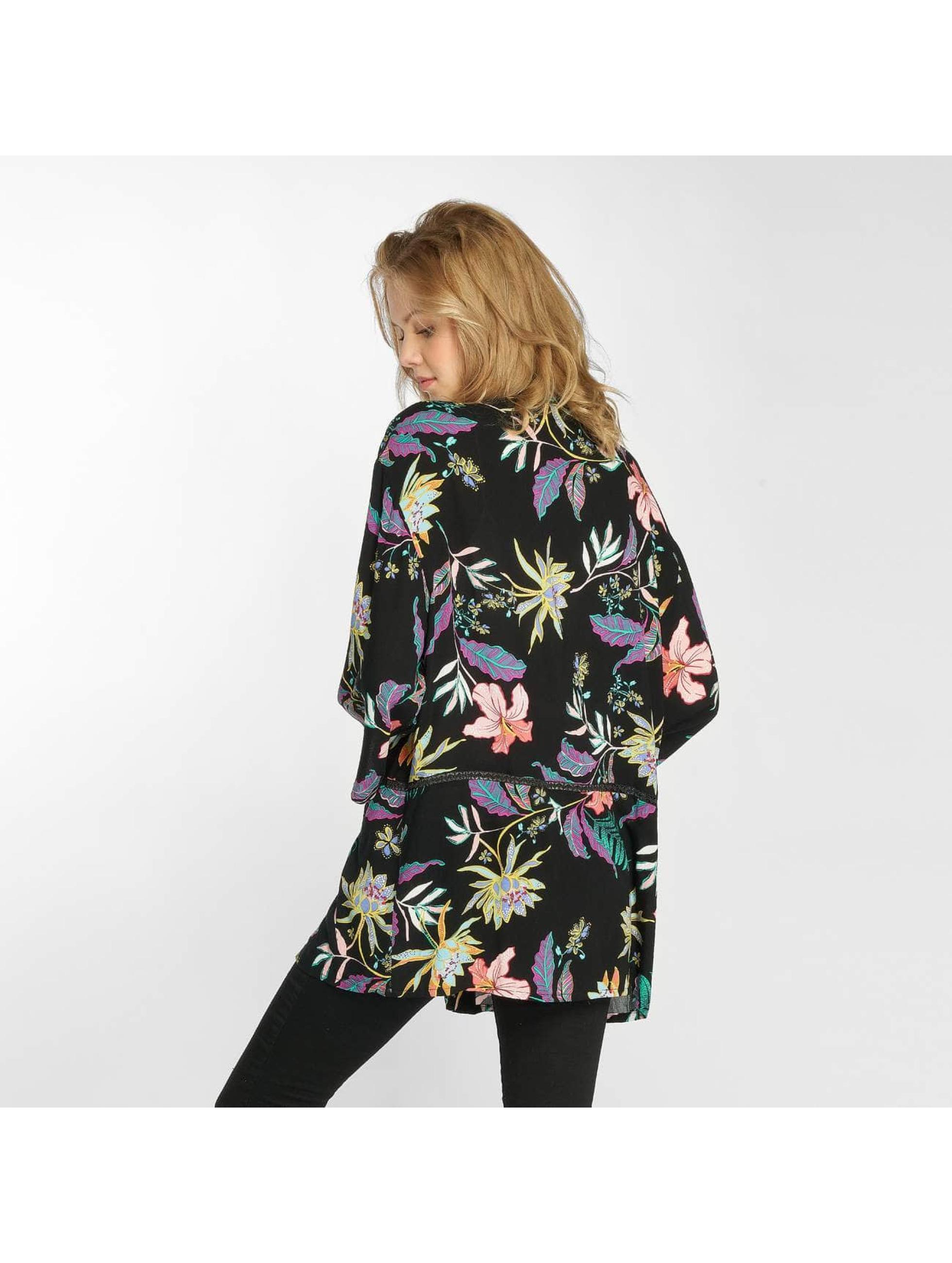 Grace & Mila Cardigans Petra Kimono svart