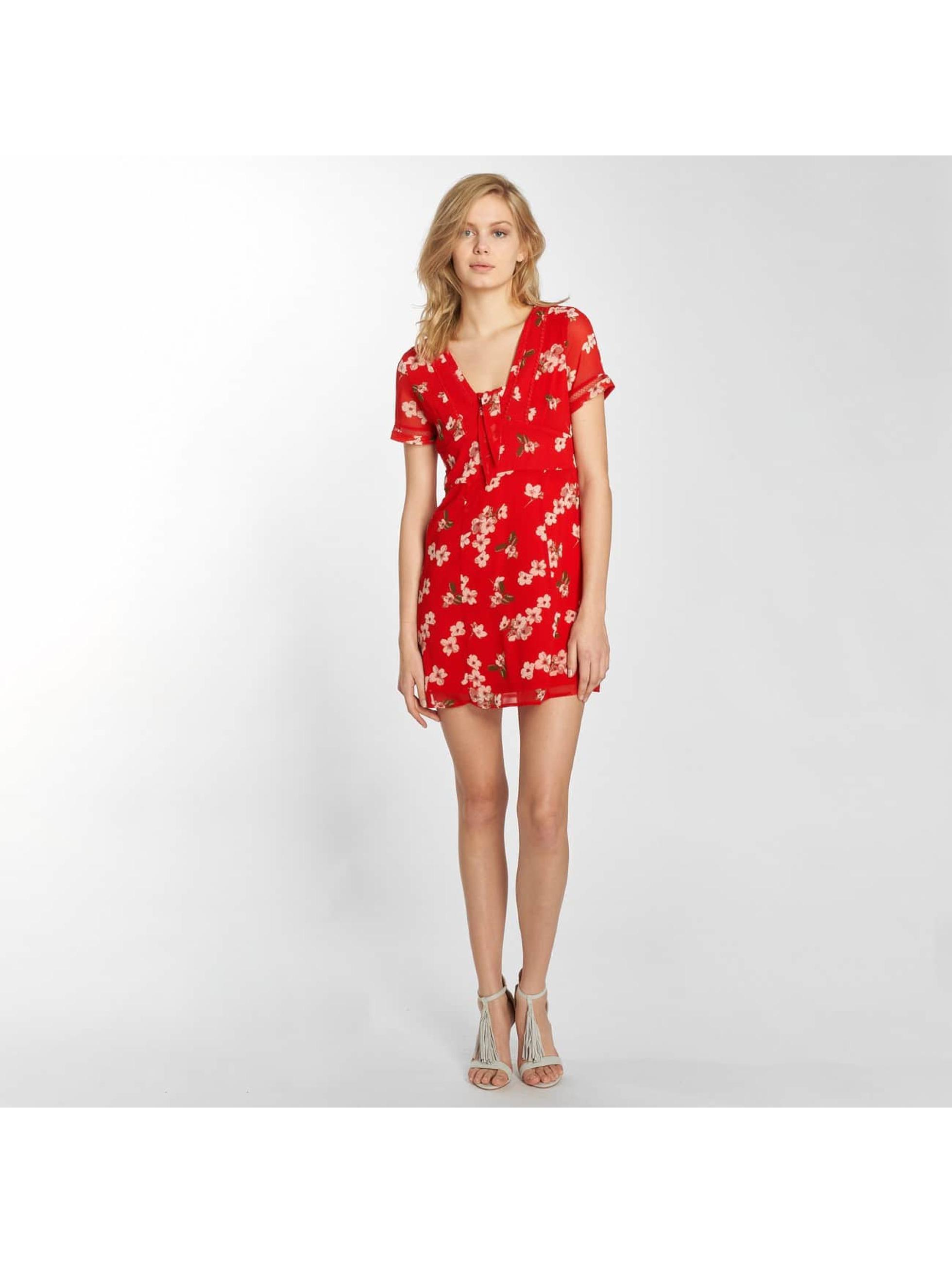 Grace & Mila Sukienki Paranoia czerwony