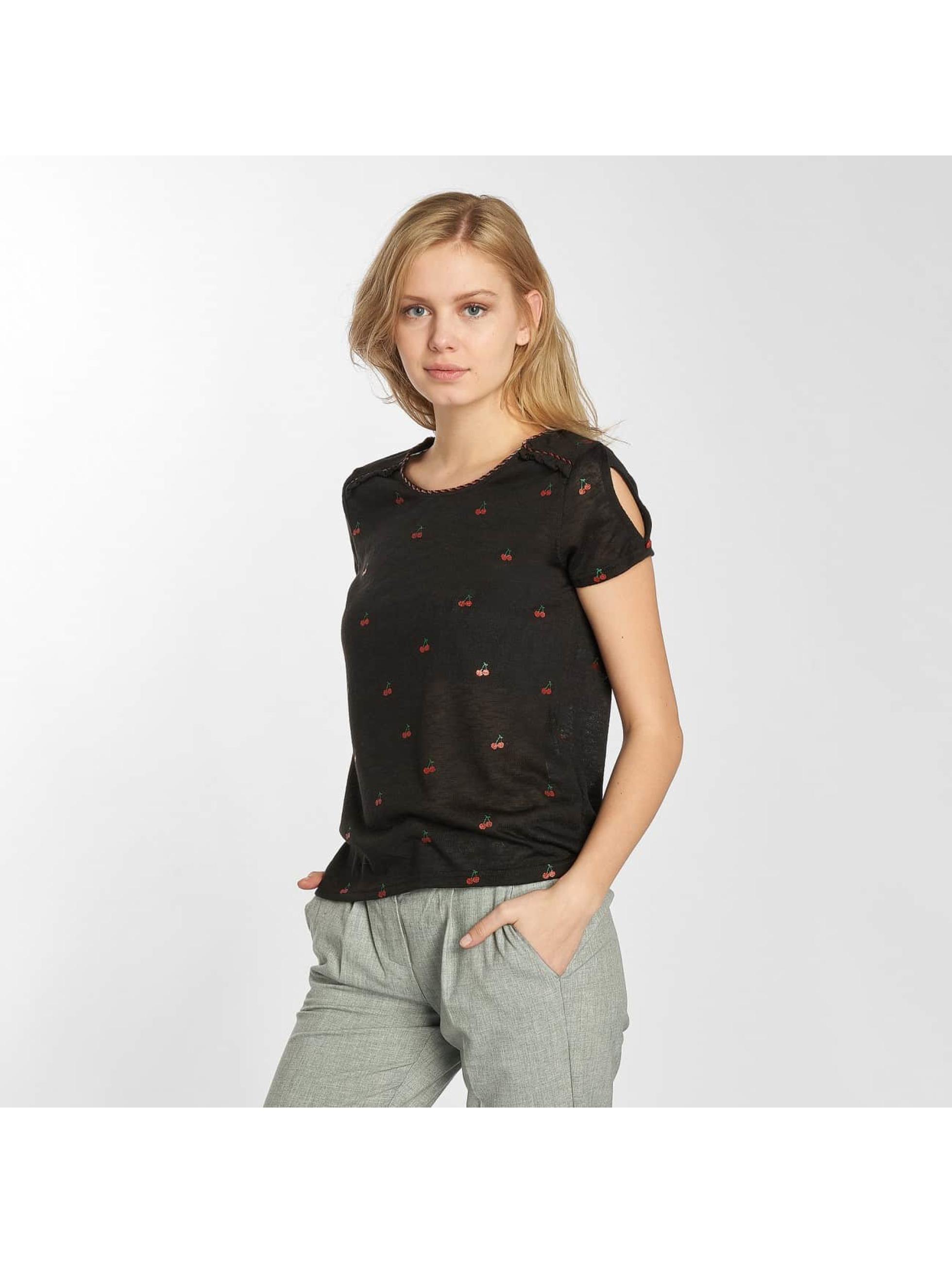 Grace & Mila T-Shirt Paprika black