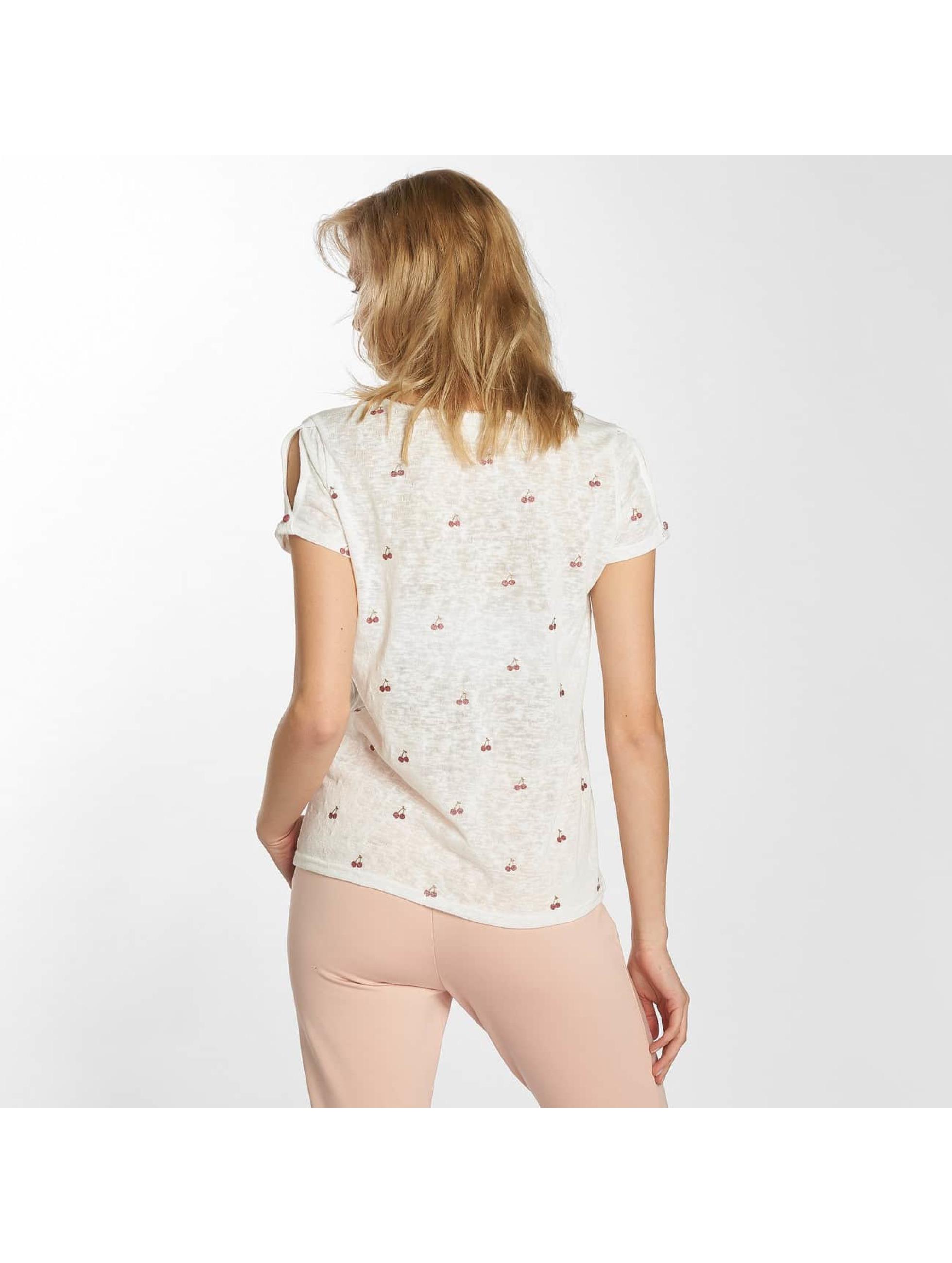 Grace & Mila T-Shirt Paprika blanc