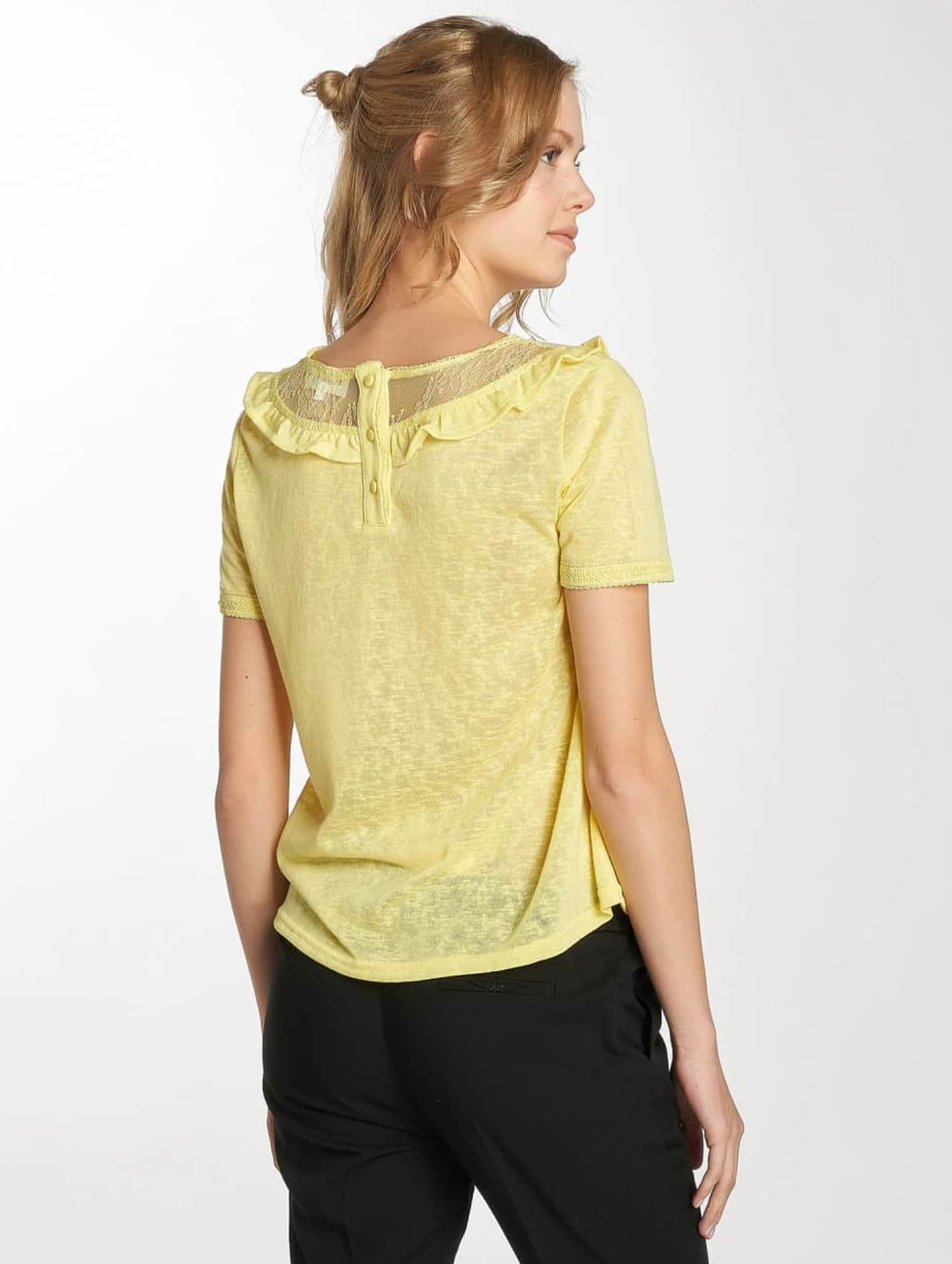 Grace & Mila T-Shirt People jaune