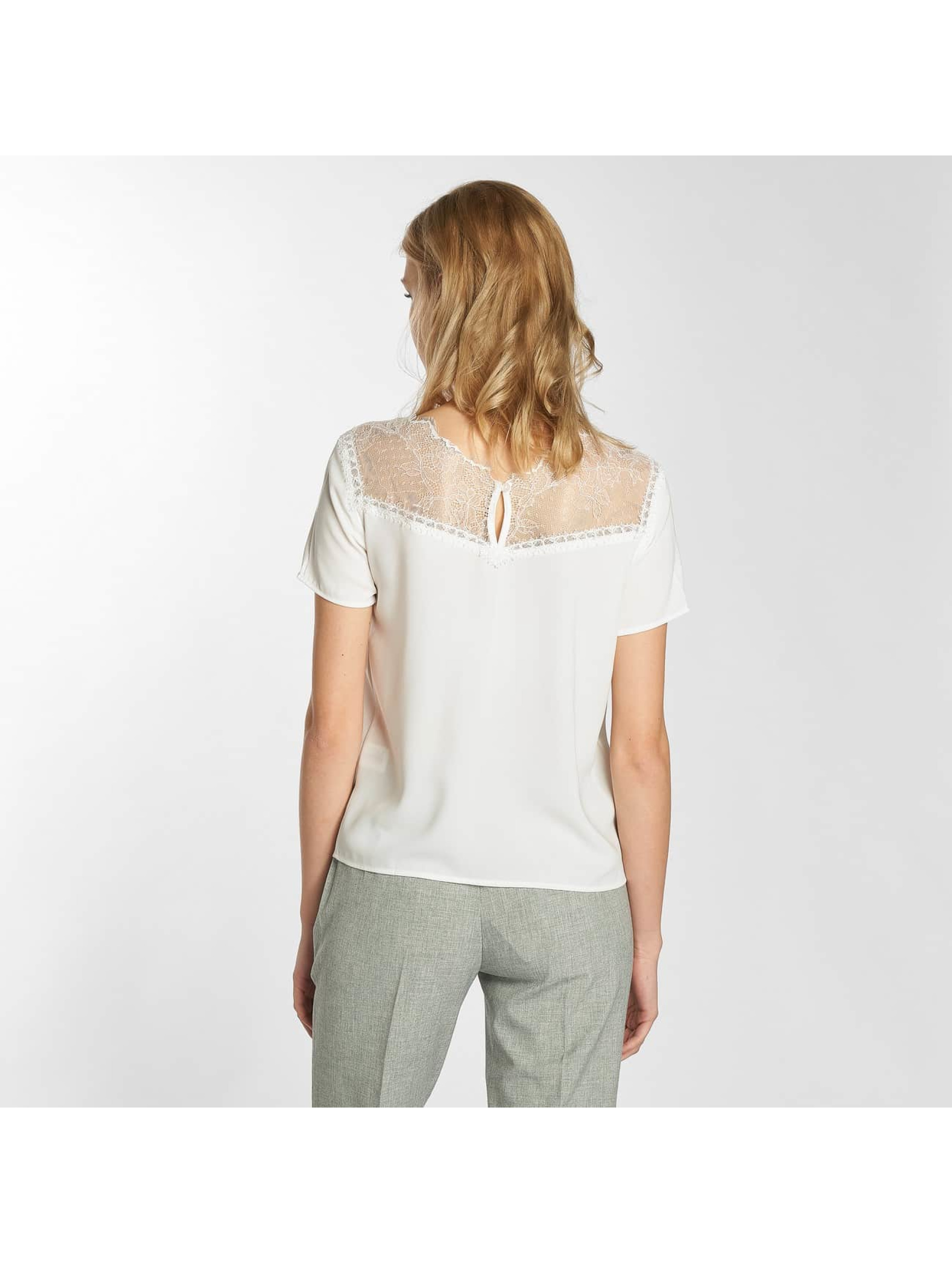 Grace & Mila T-Shirt Peluche white